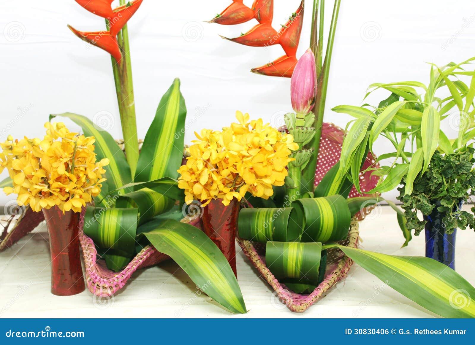 Manifestazione di fiore artistica