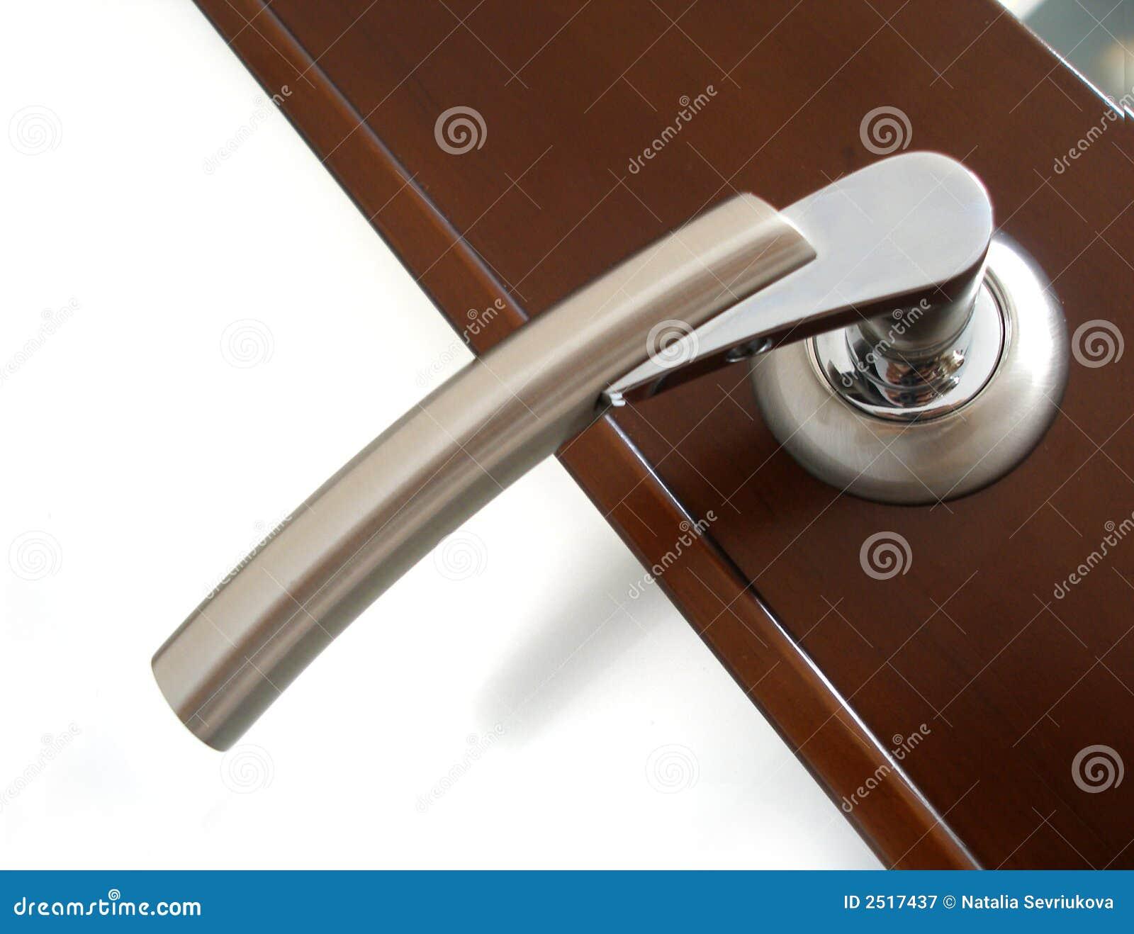 Maniglia della porta fotografia stock libera da diritti - Maniglia della porta ...