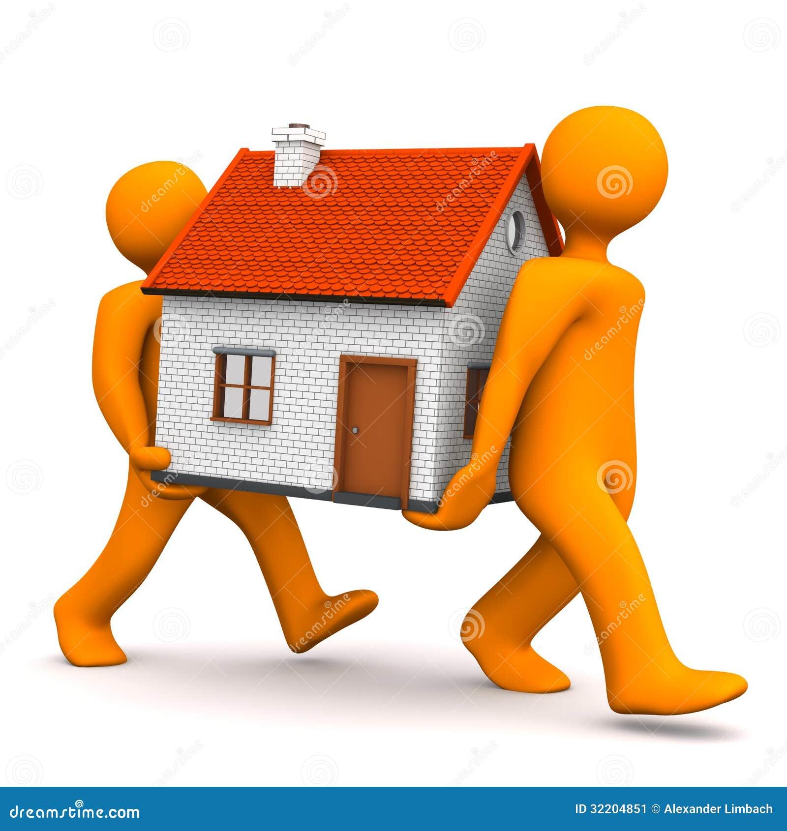 Manikins House Stock Image Image 32204851