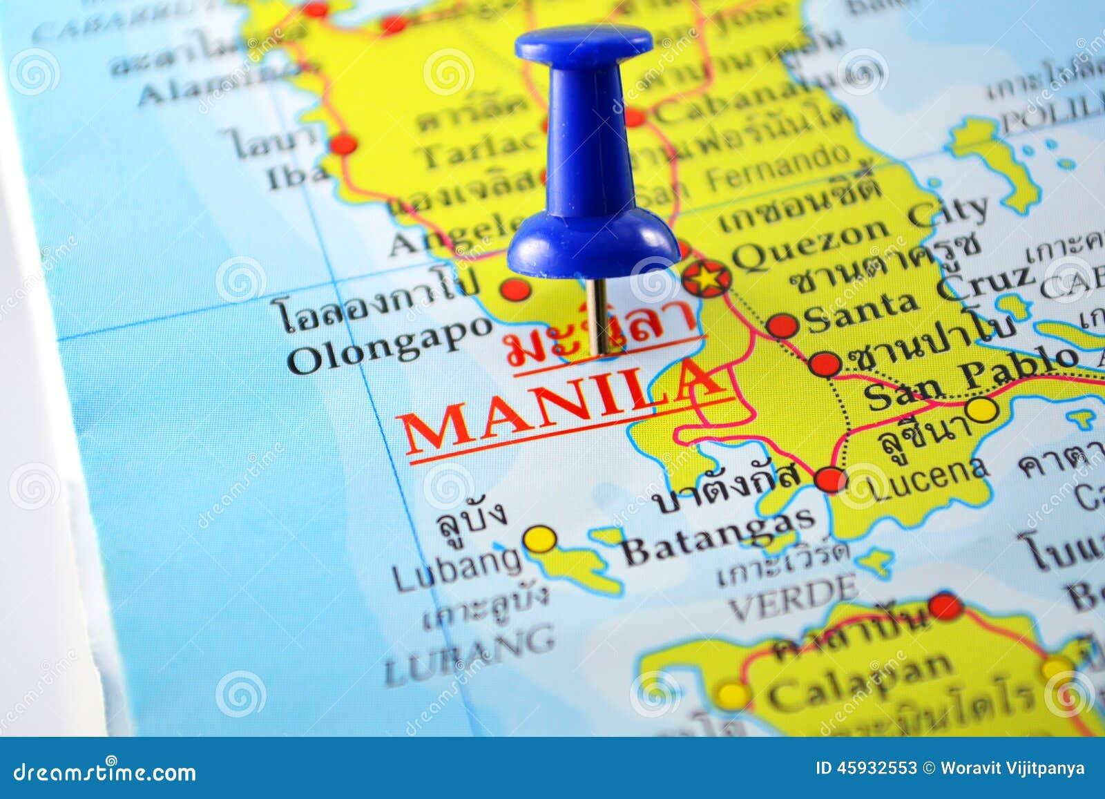 Manila översikt