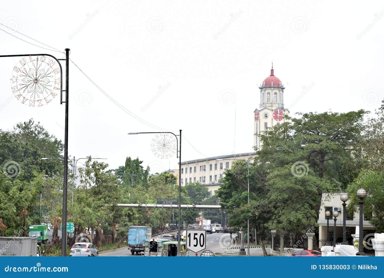 Manila stadshus