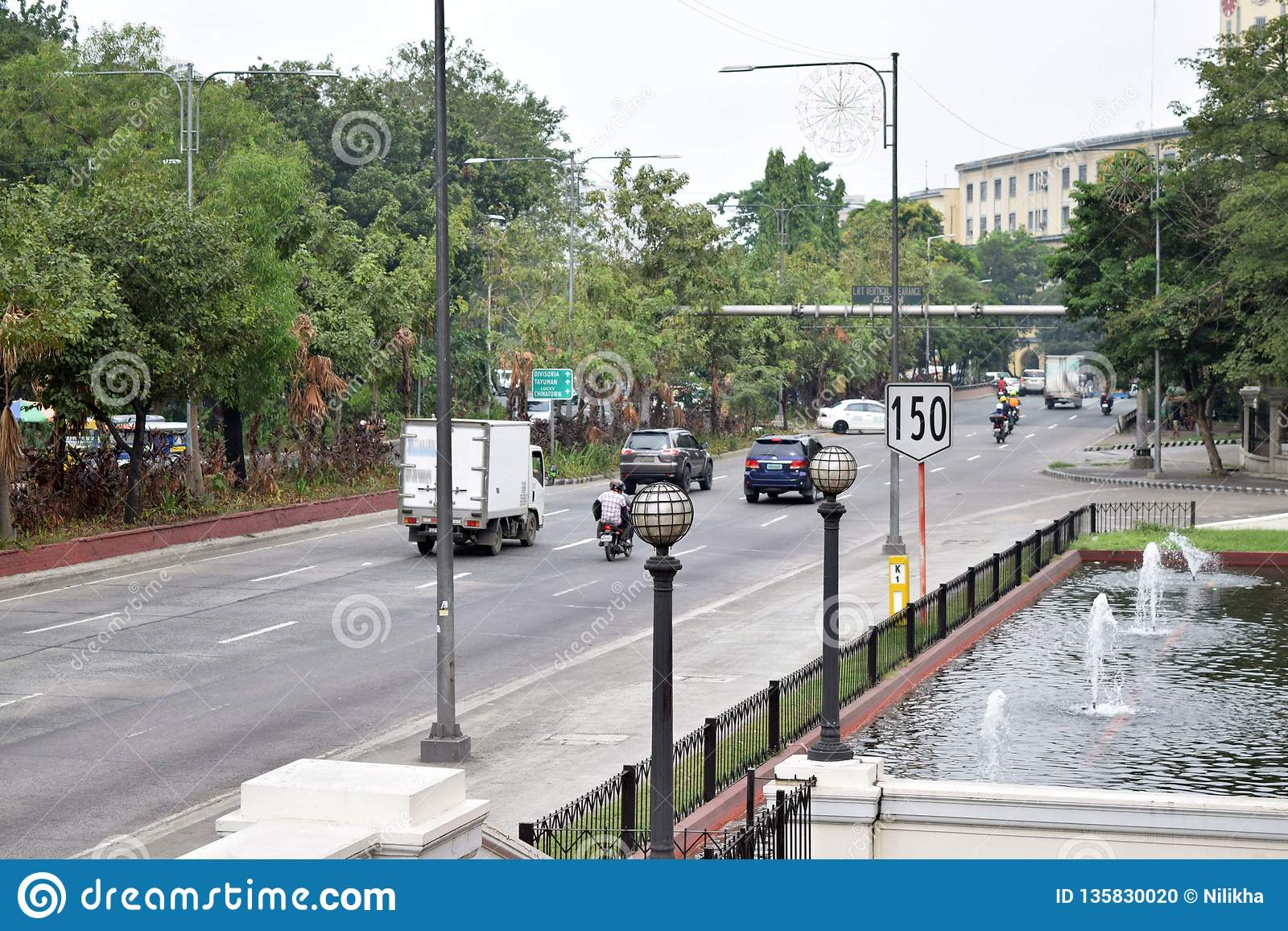 Manila ulica