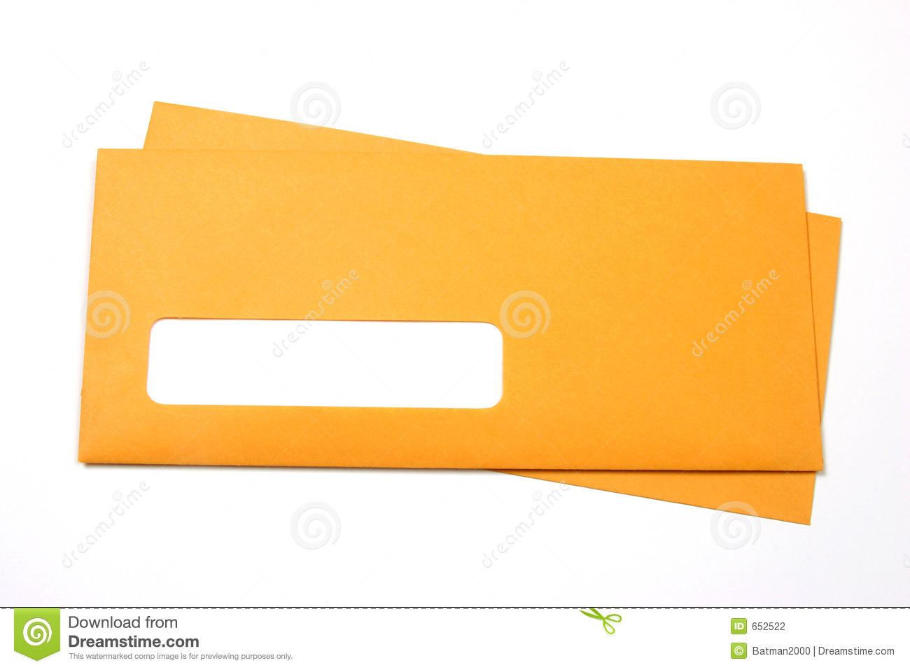 Manille enveloppe complet