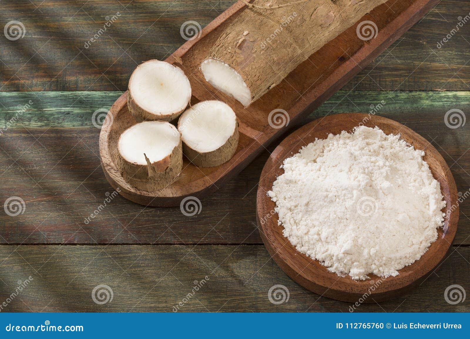 Maniokastärke - Manihot essbar