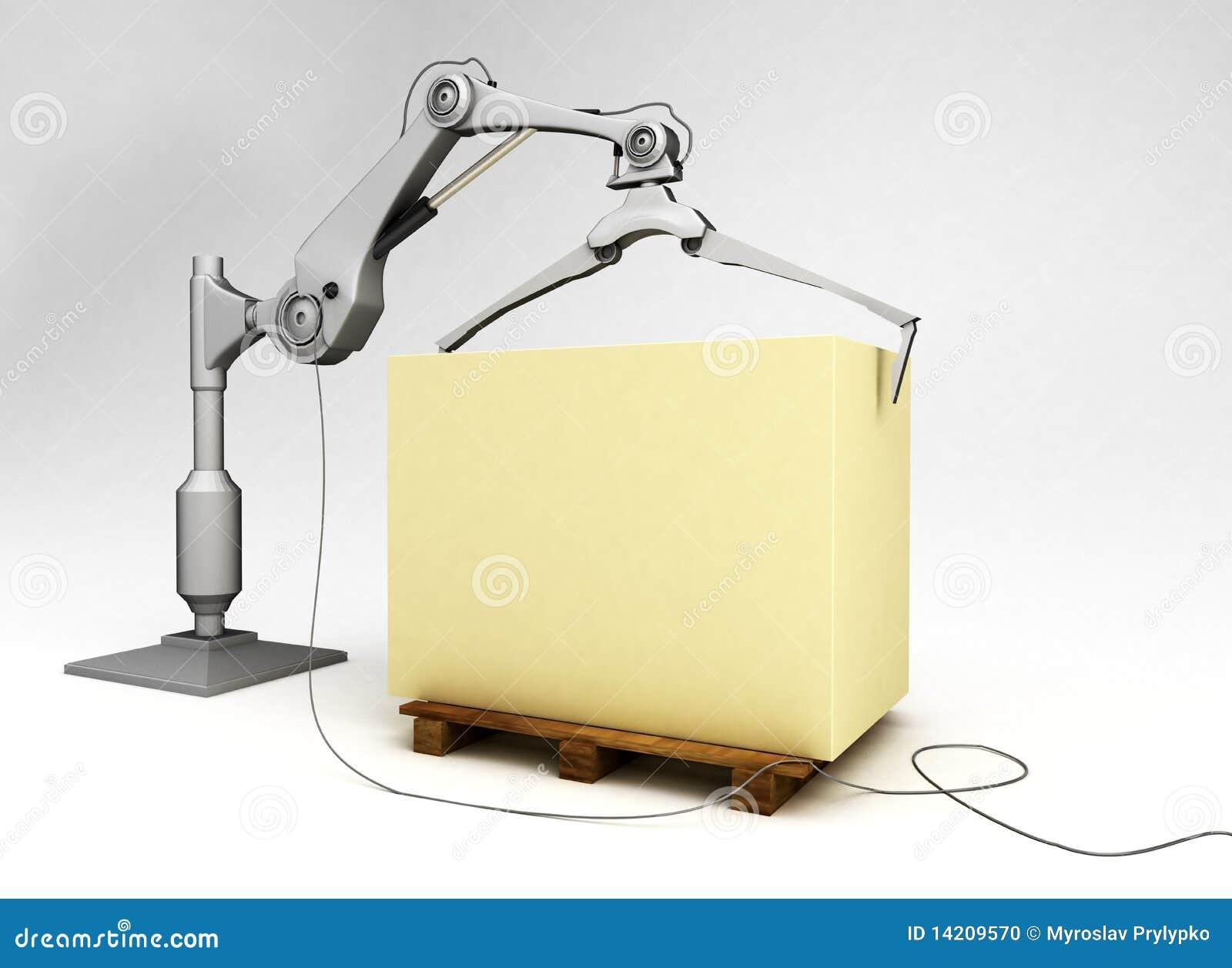 Manipulante mecánico universal