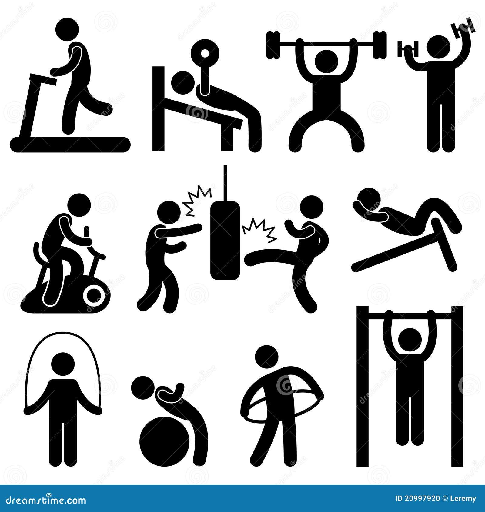 Mann-athletisches Gymnastik-Gymnasium-Karosserien-Übungs-Training P