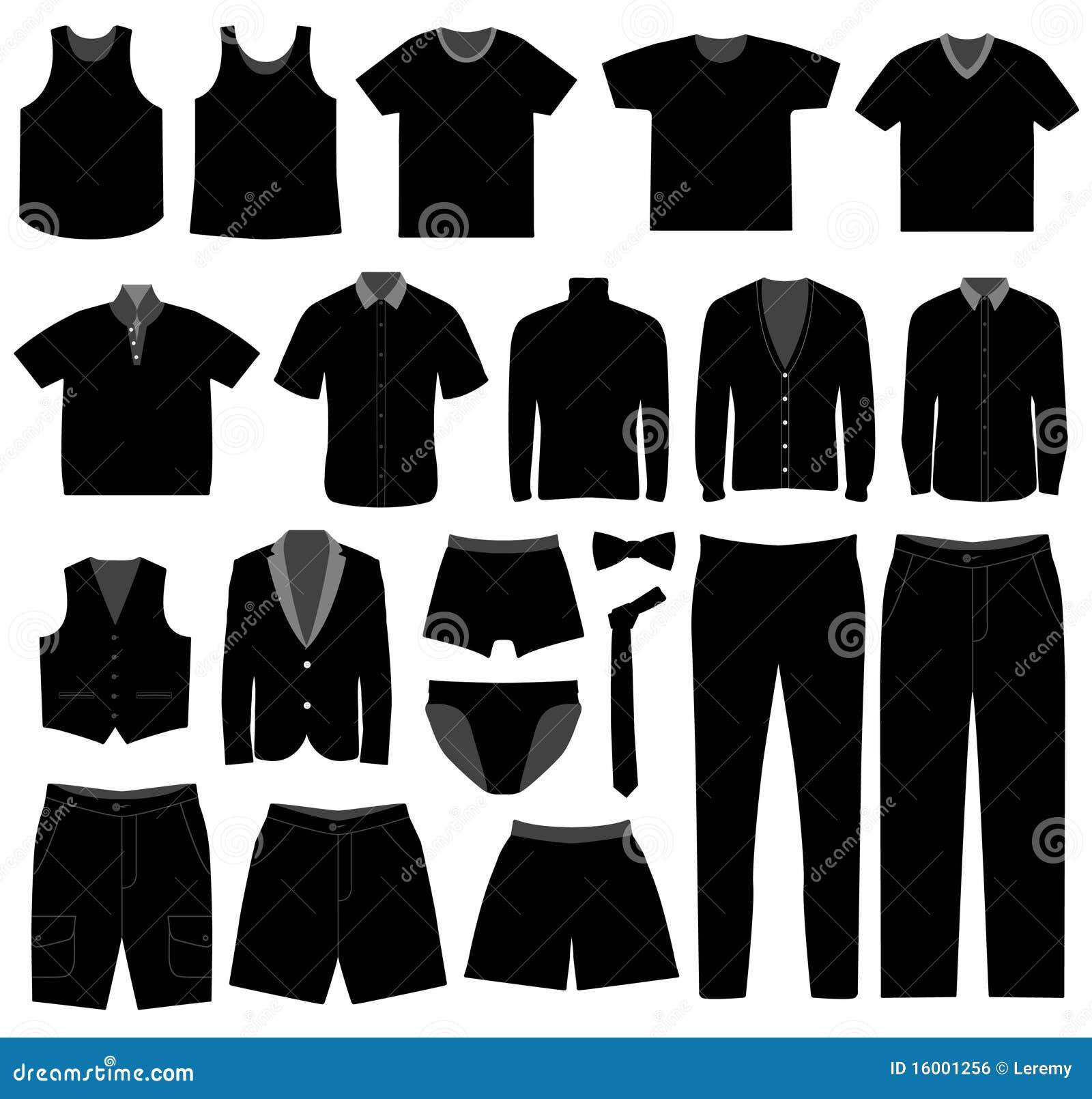 Mann-Mann-männliche Kleid-Hemd-Tuch-Abnutzung