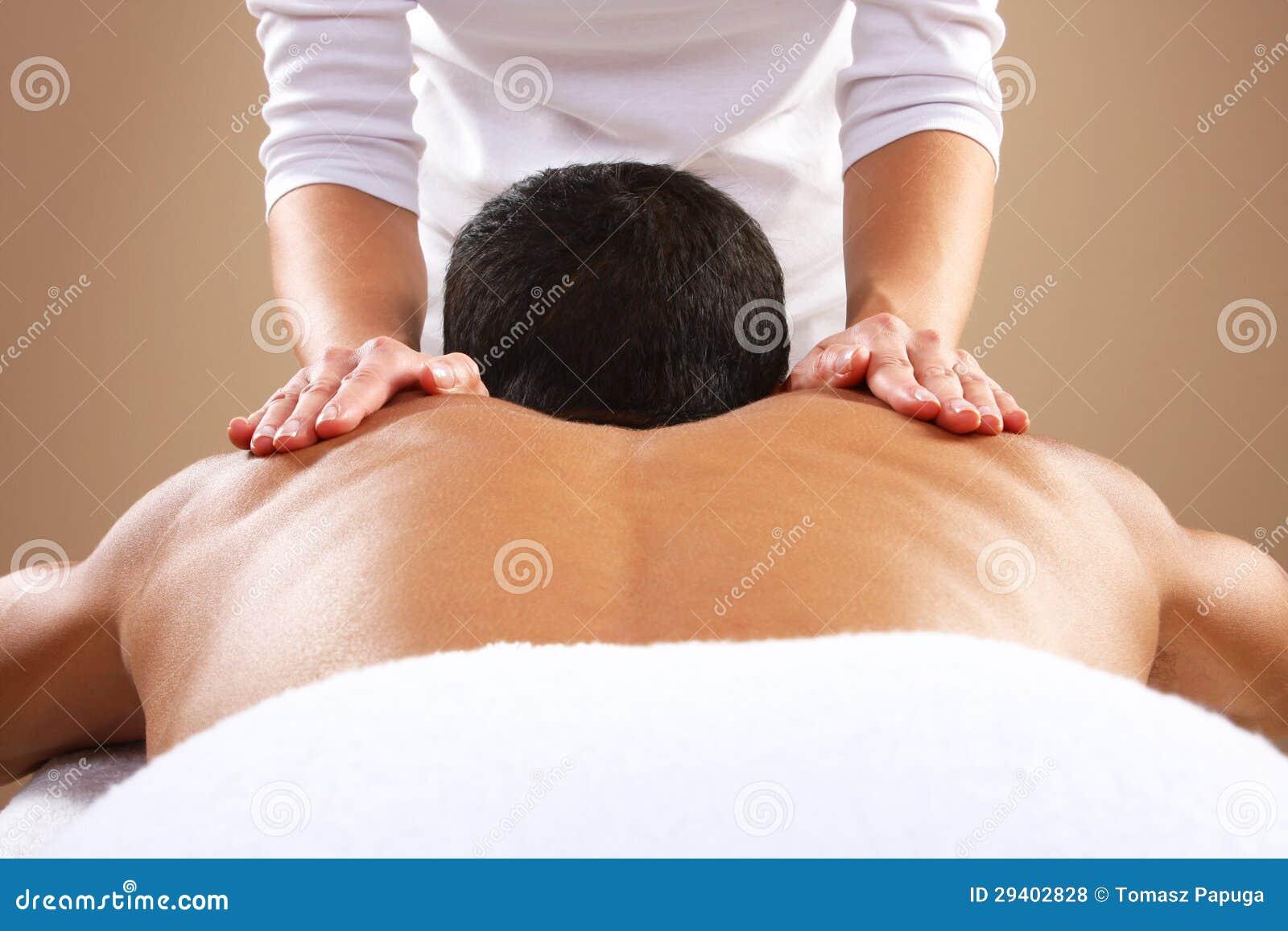 Mann-Massage
