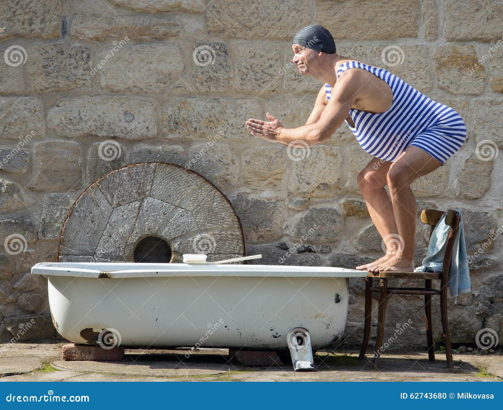 badewanne bilder lustig