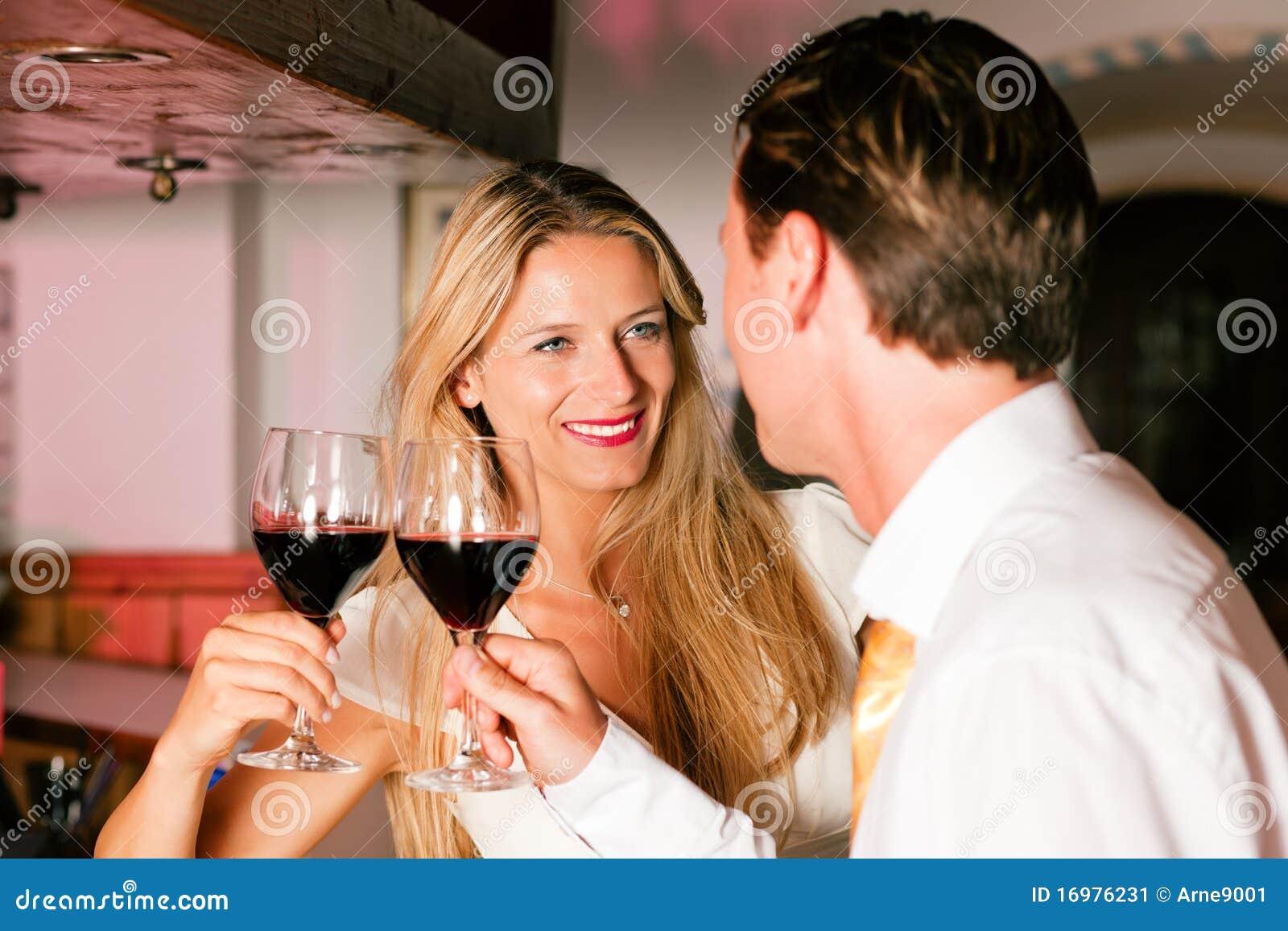 Flirt mann frau