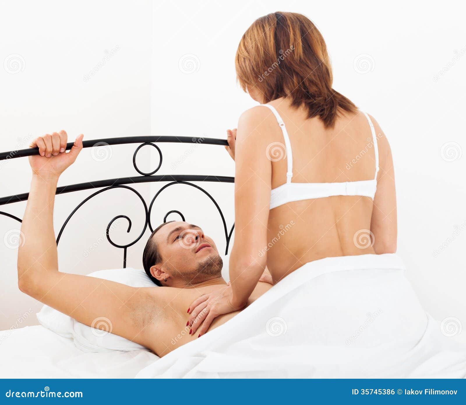 mann und frau haben sex