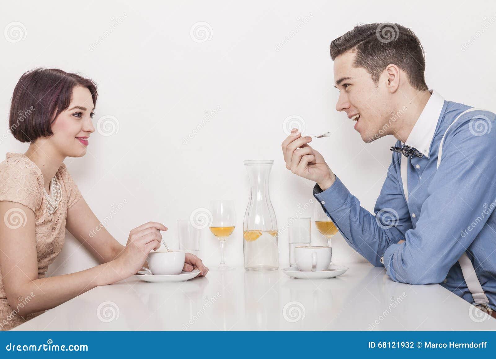 Gute erste Nachrichten für Dating-Websites