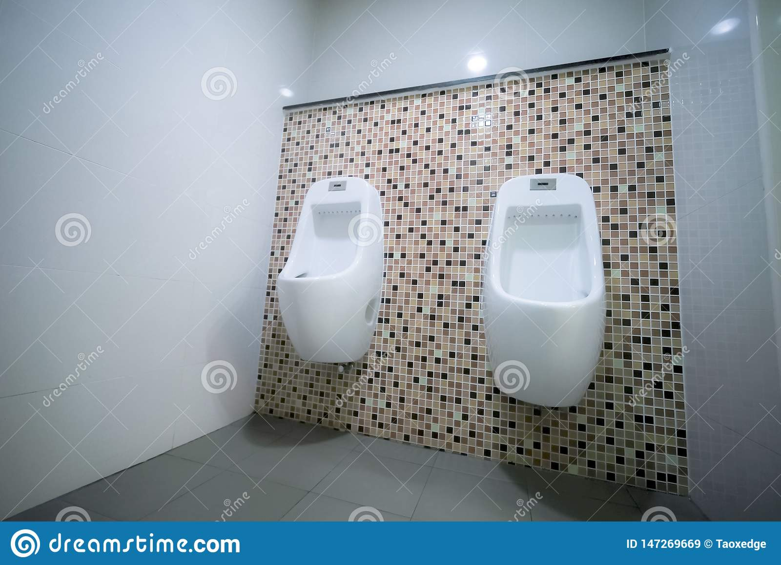 Mannelijke sanitaire waren