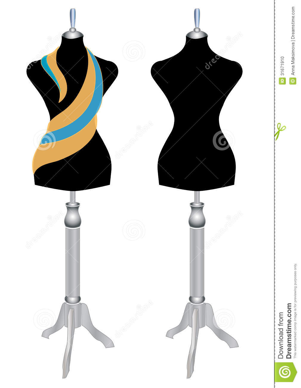 Seamstress Mannequin Clipart mannequin sewing stock photo - image ...