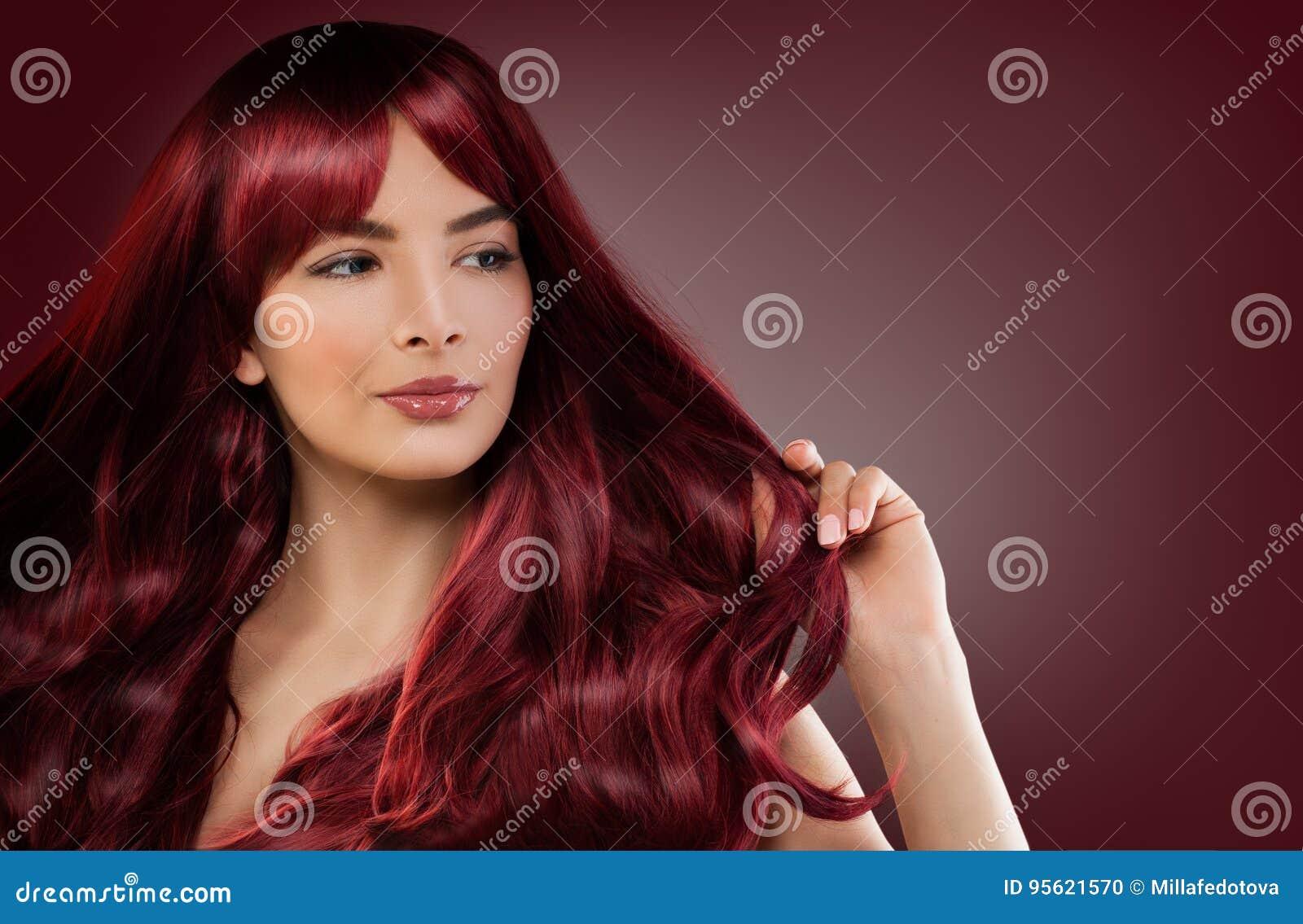 Mannequin Woman met Rood Kapsel Roodharigemeisje