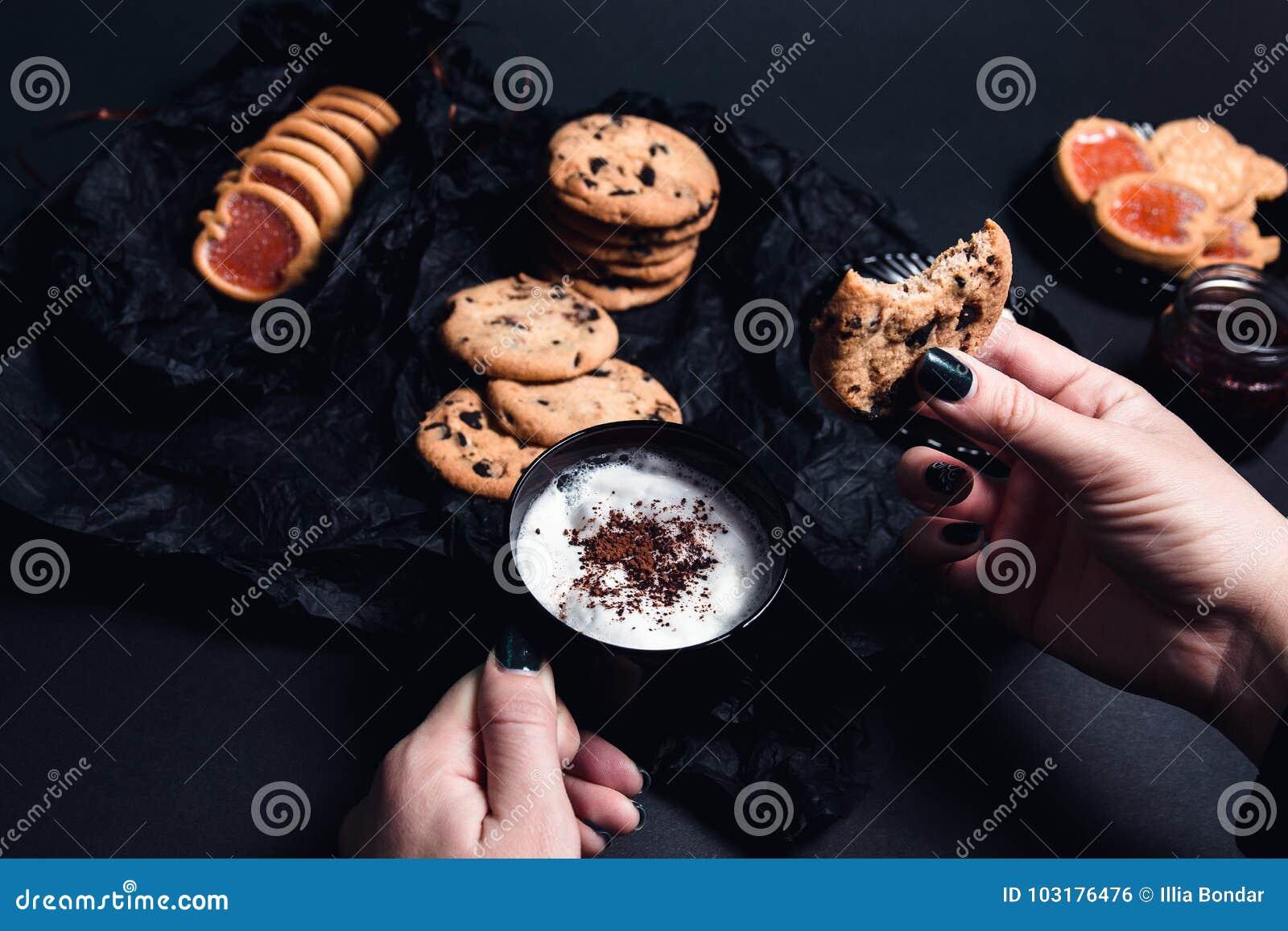 el tiempo en las galletas