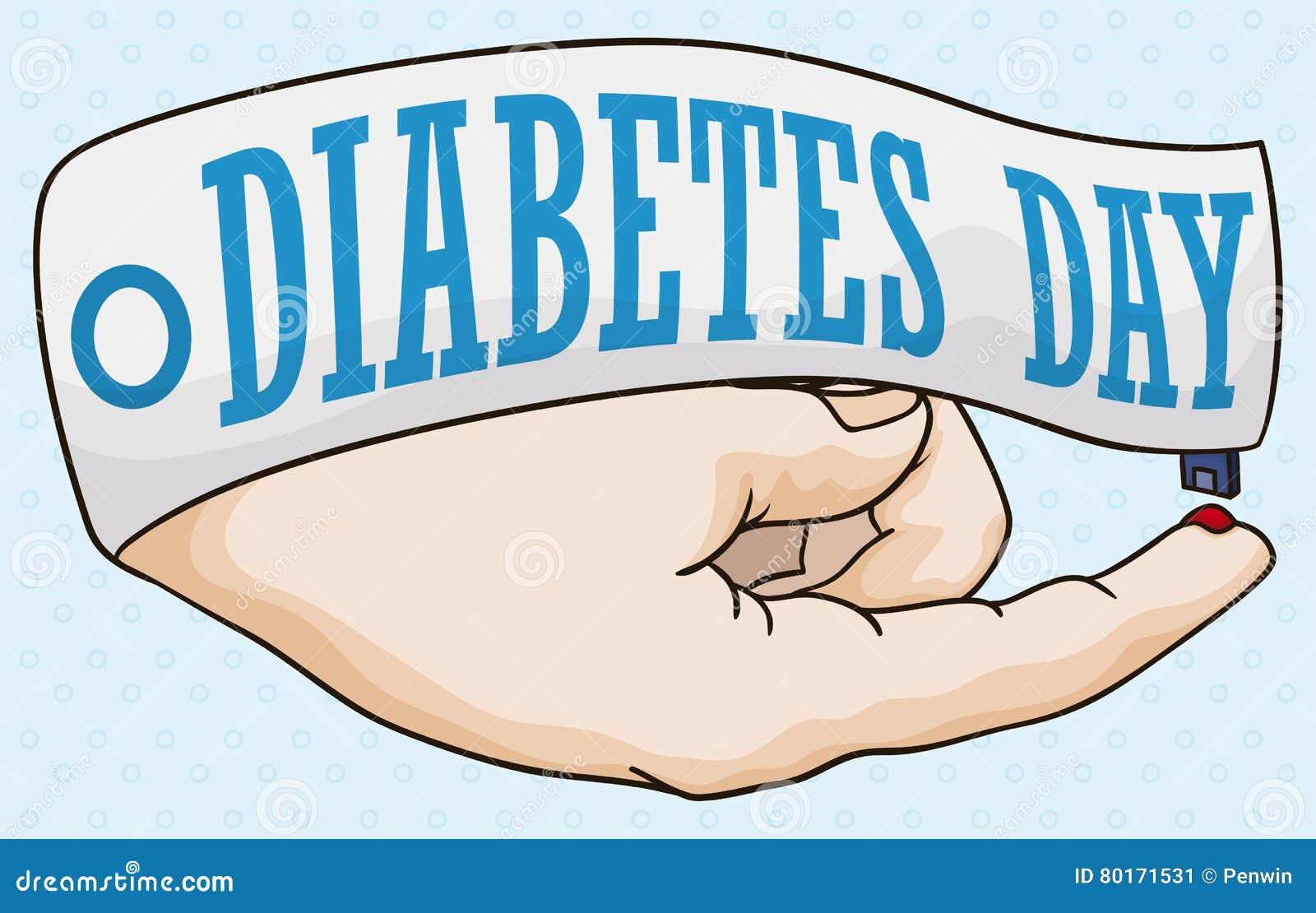 ¿Qué es la cinta de la diabetes?