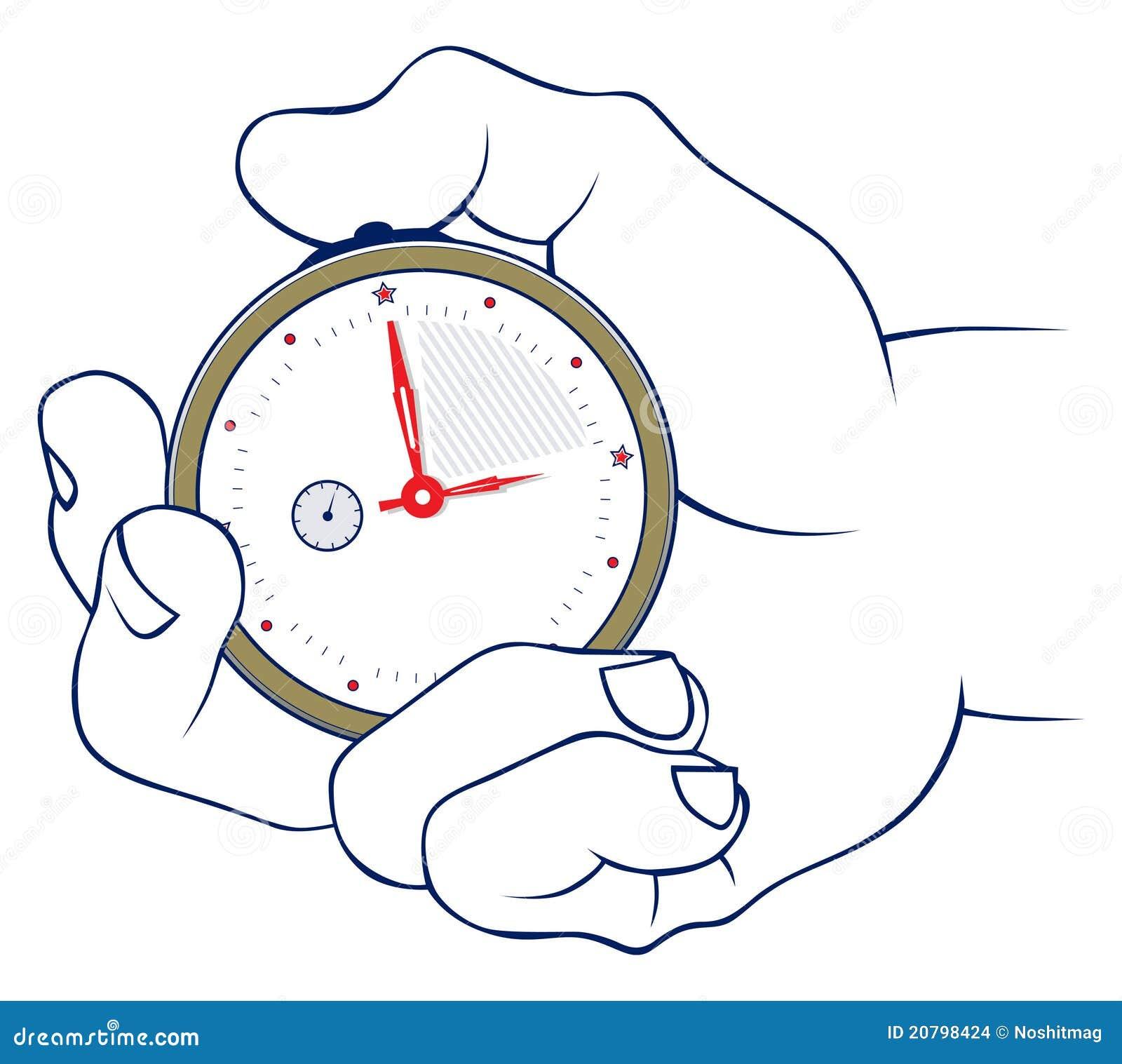 cronometromano