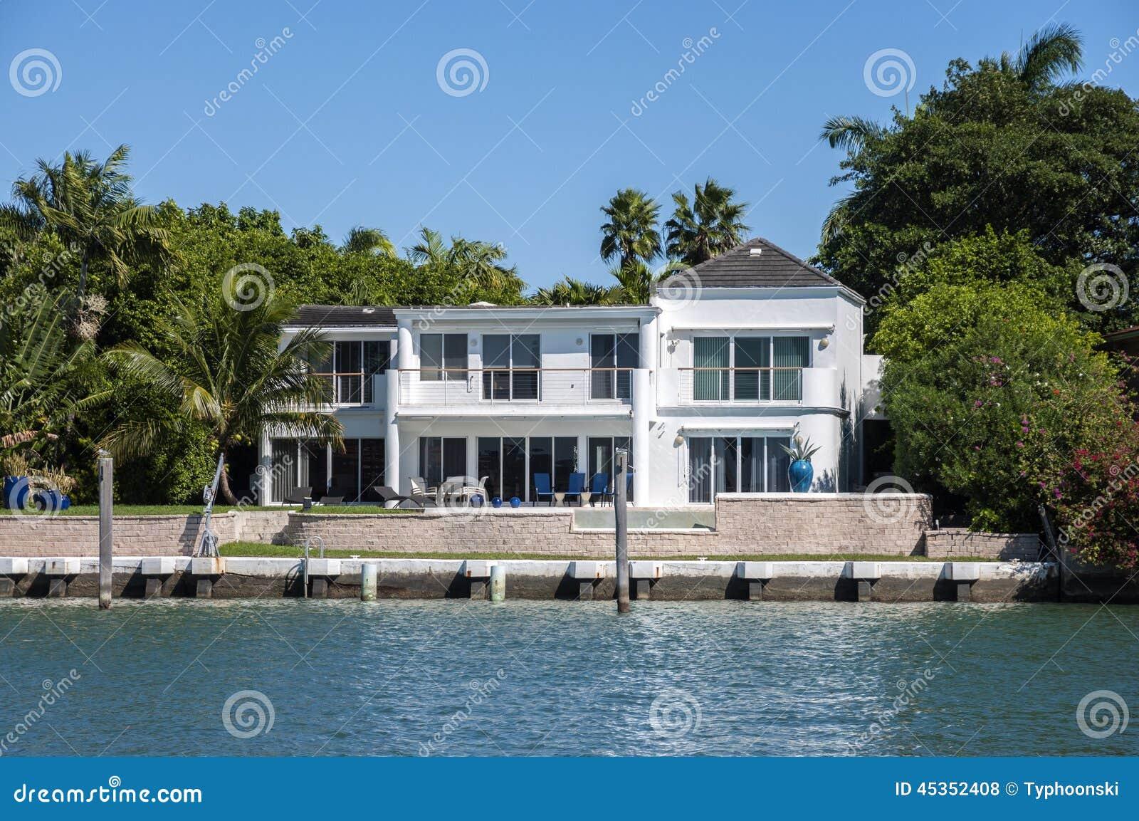Manoir de luxe à Miami