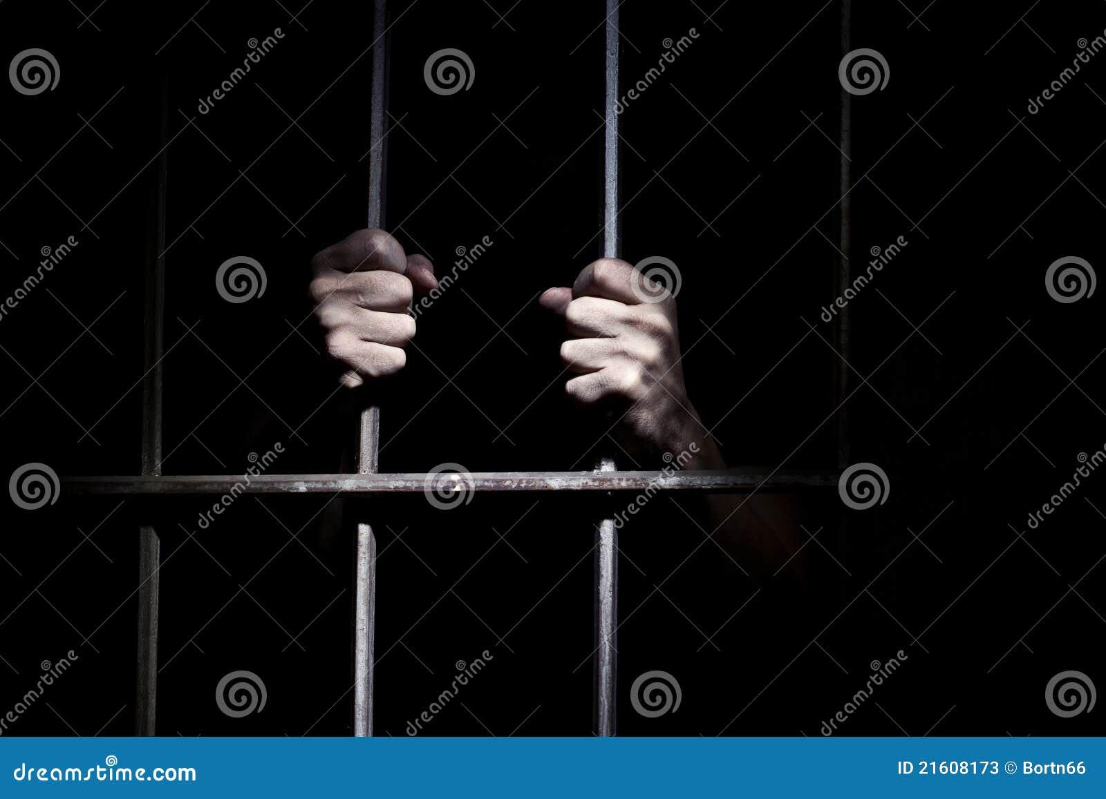 Manos del preso