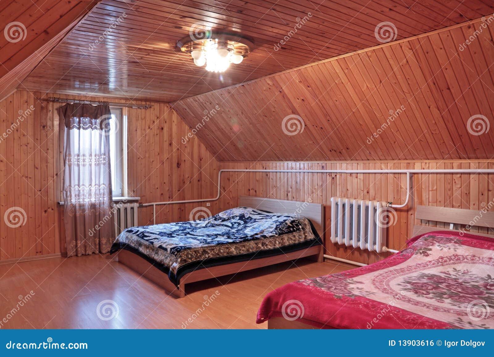 Mansard room royalty free stock image image 13903616 for Mansard room