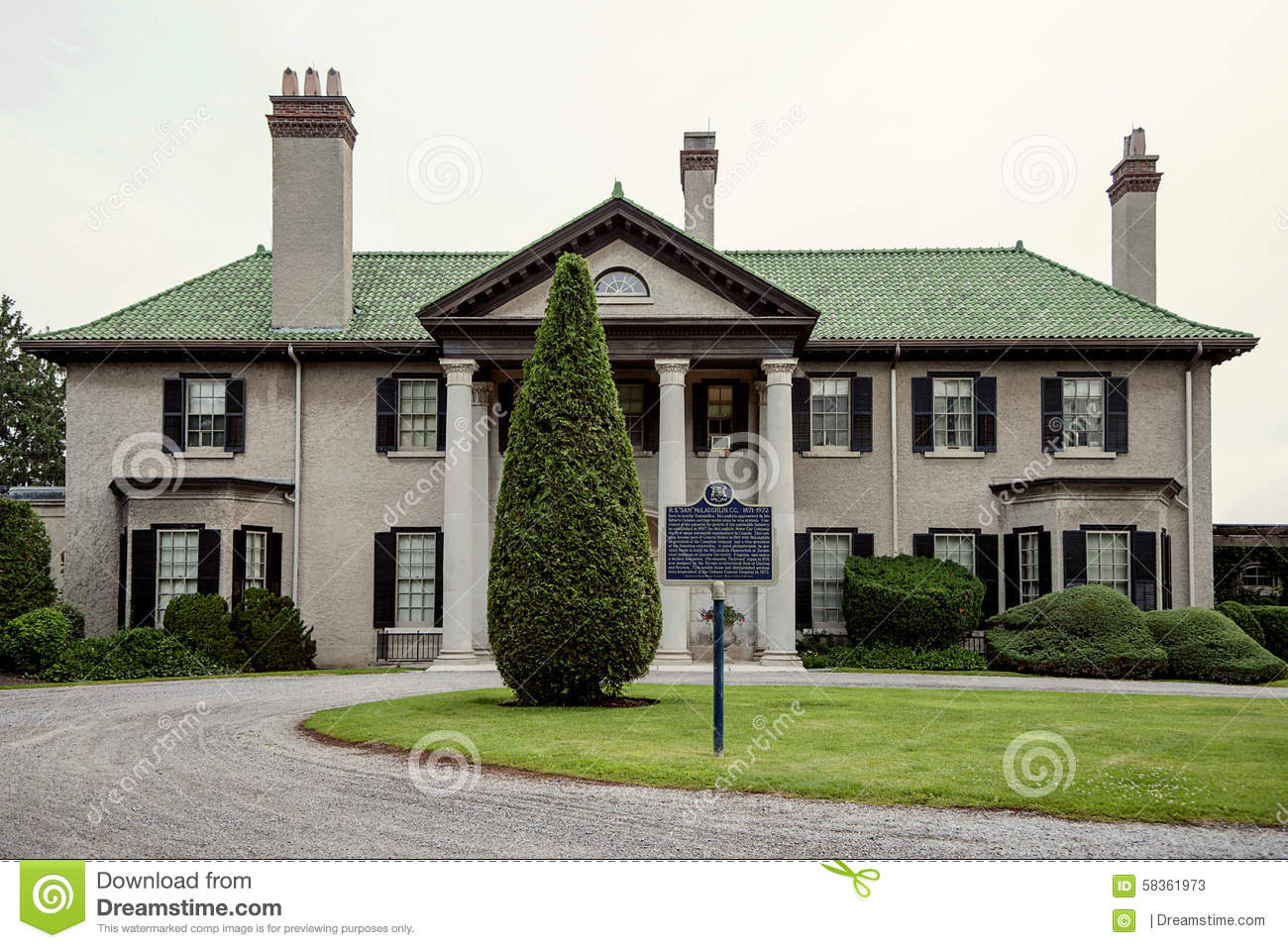 Mansion house editorial stock photo image of beautiful for Mansion house design