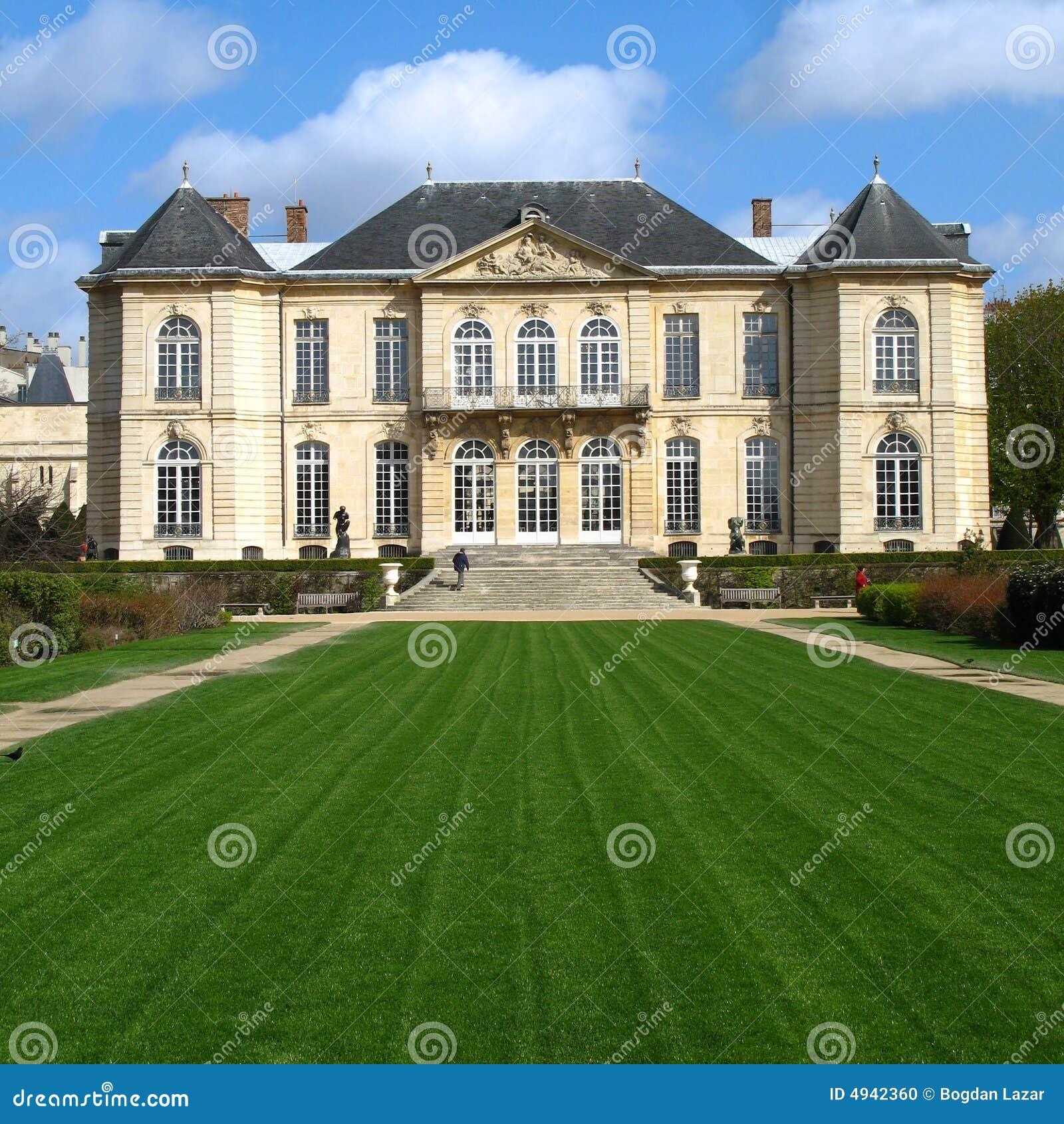 Mansion - Rodin Museum, Paris, France