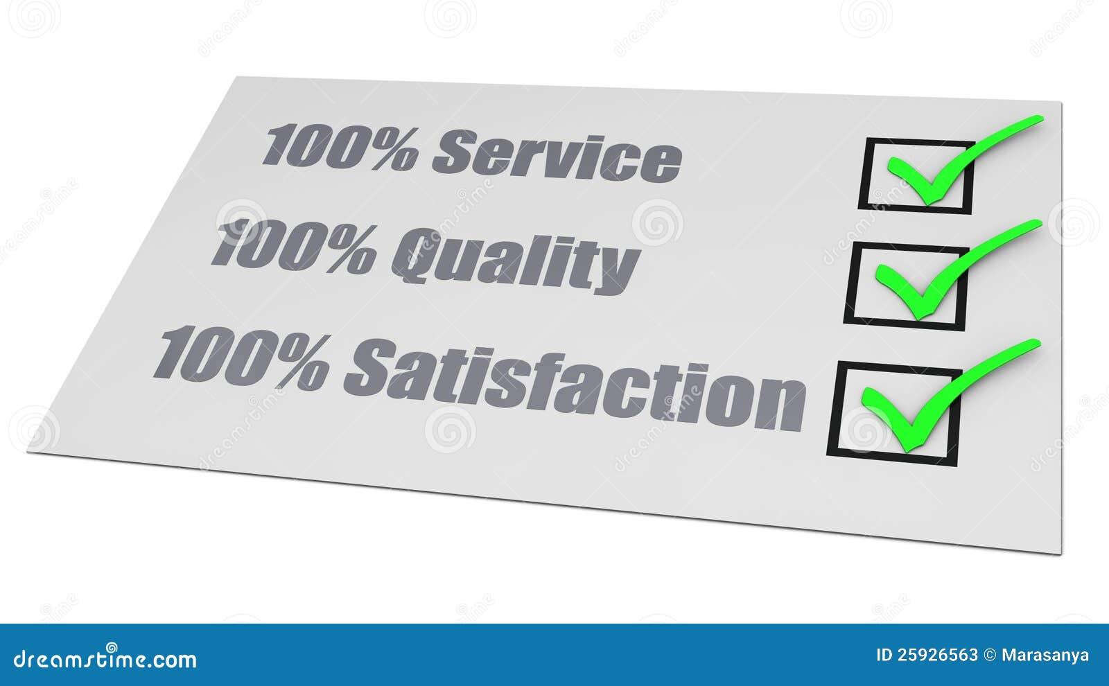 verificacion de la calidad: