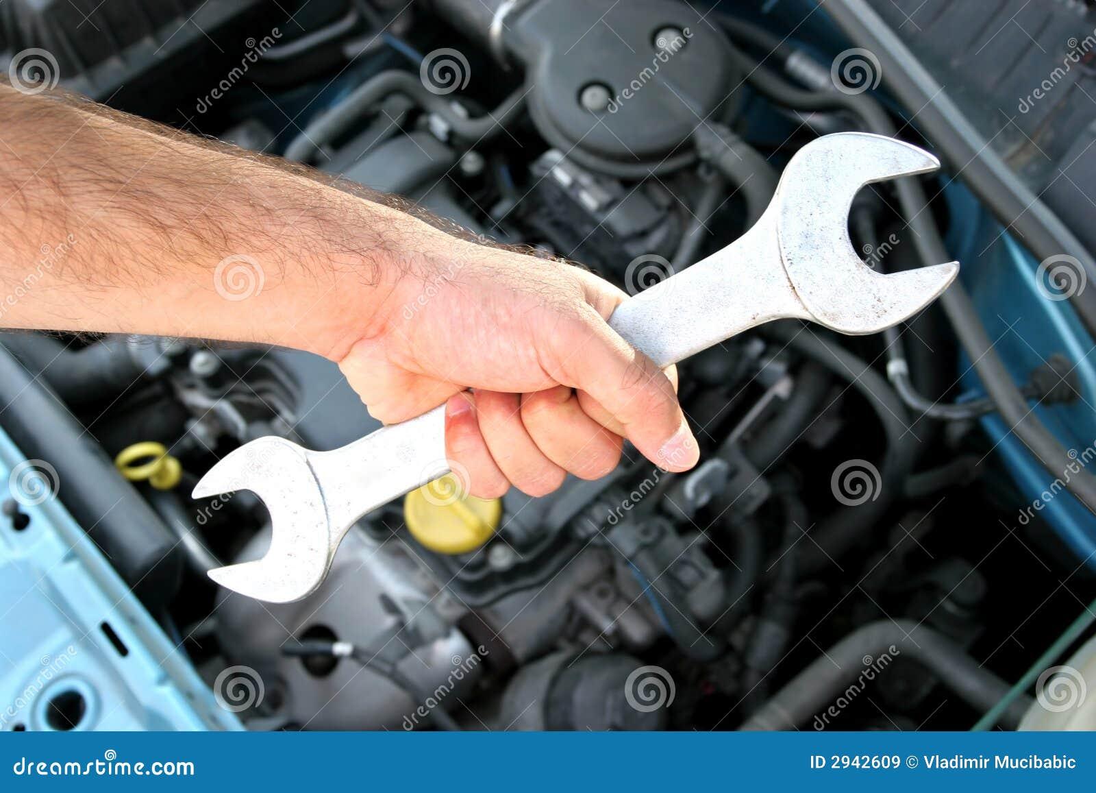 Mantenimiento un coche