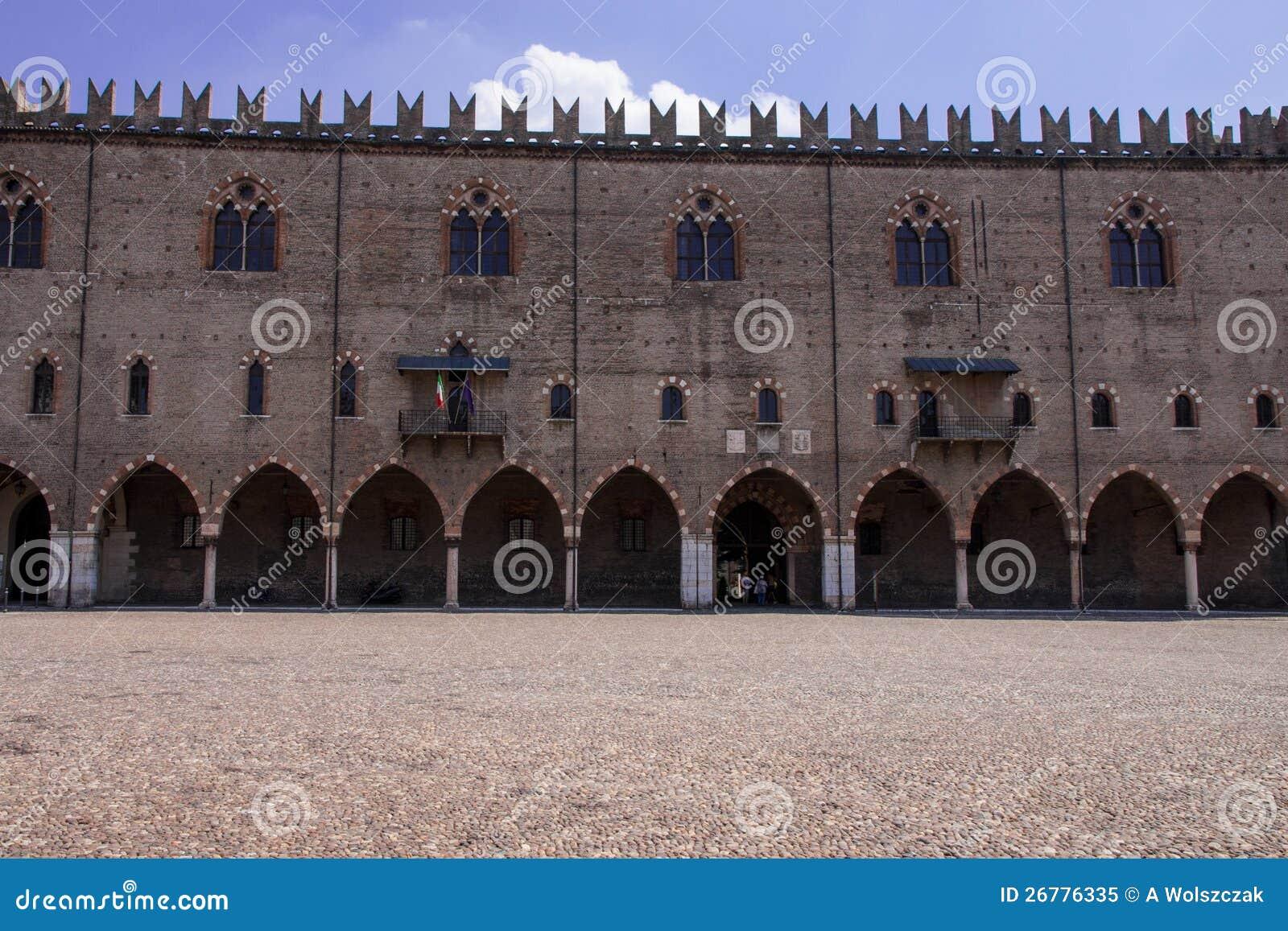 Mantova-alte Stadt