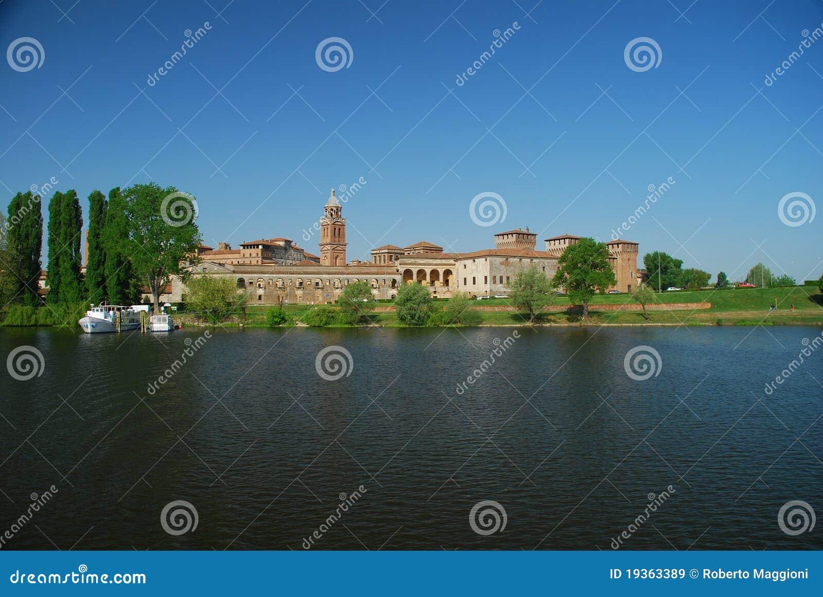 Mantova (Mantua), Italy