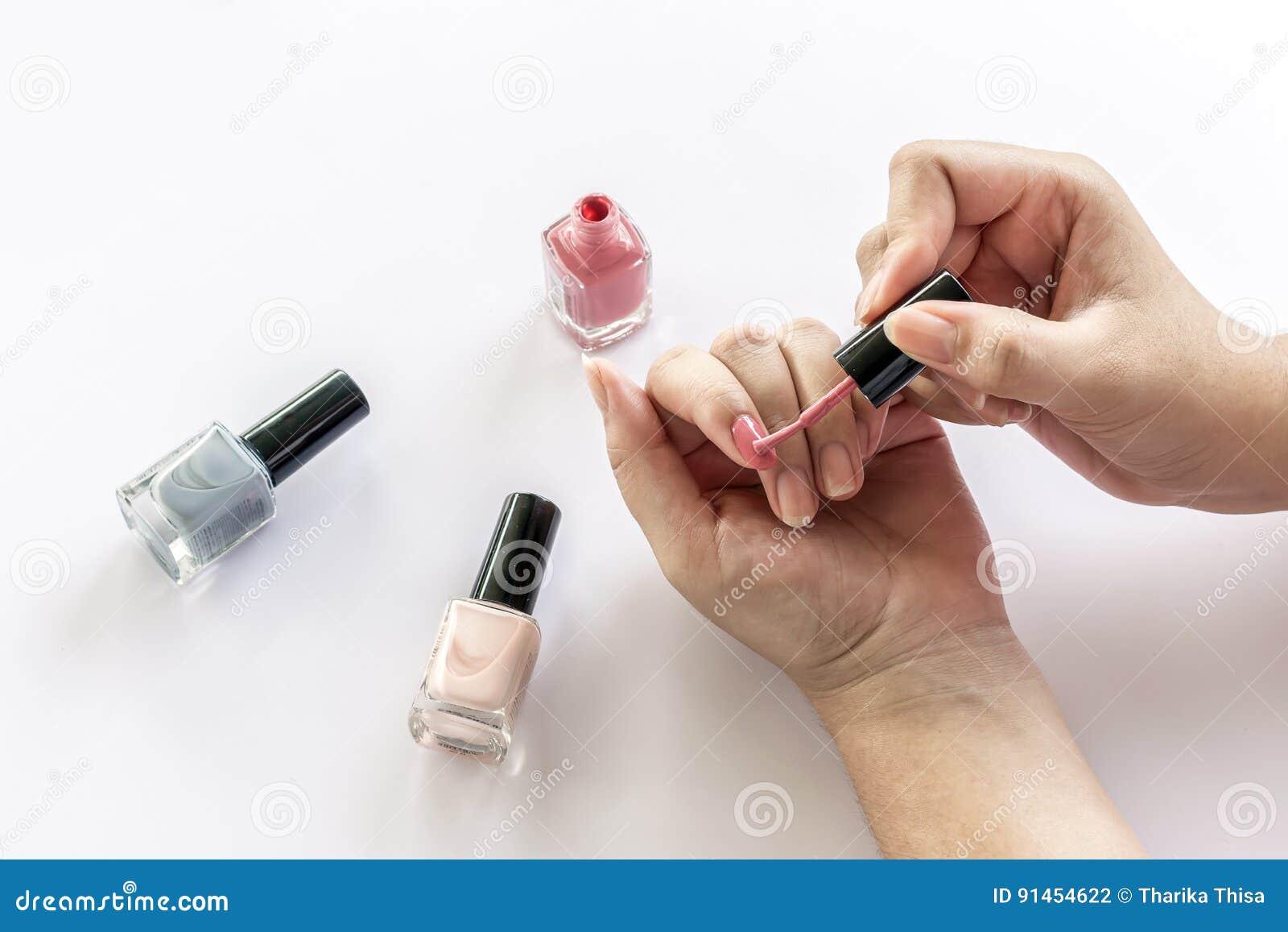 Manucures de femme