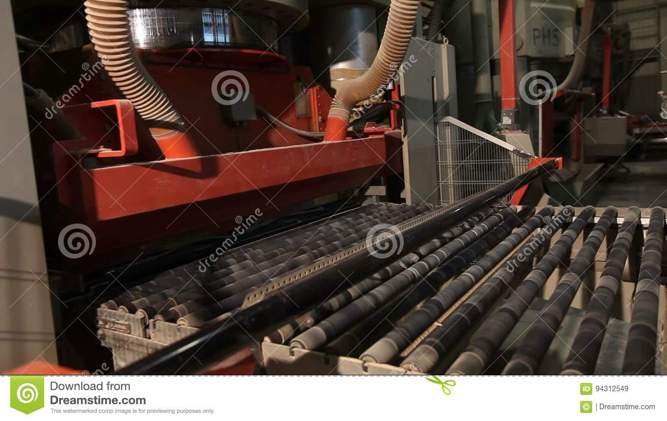 Manufacture of ceramic tiles automated line for the production of manufacture of ceramic tiles automated line for the production of ceramic tiles indors stock video video of factory line 94312549 dailygadgetfo Images