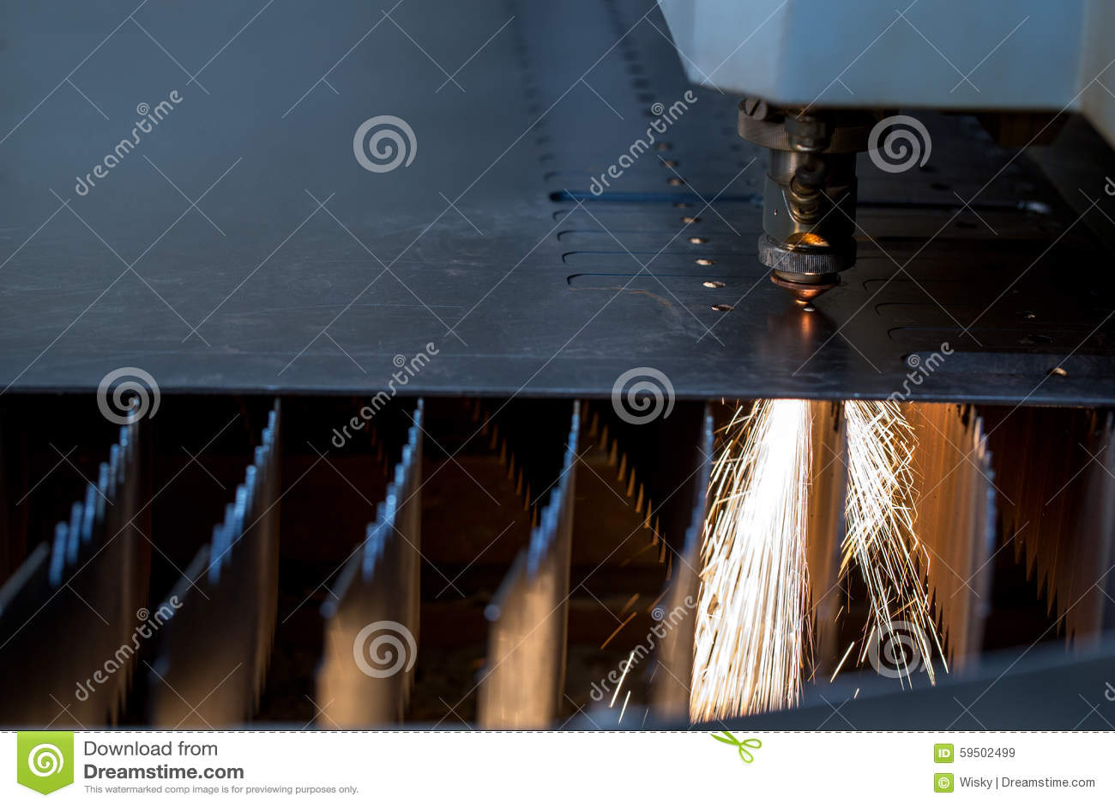 Manufacturing Taglio del laser della lamiera sottile