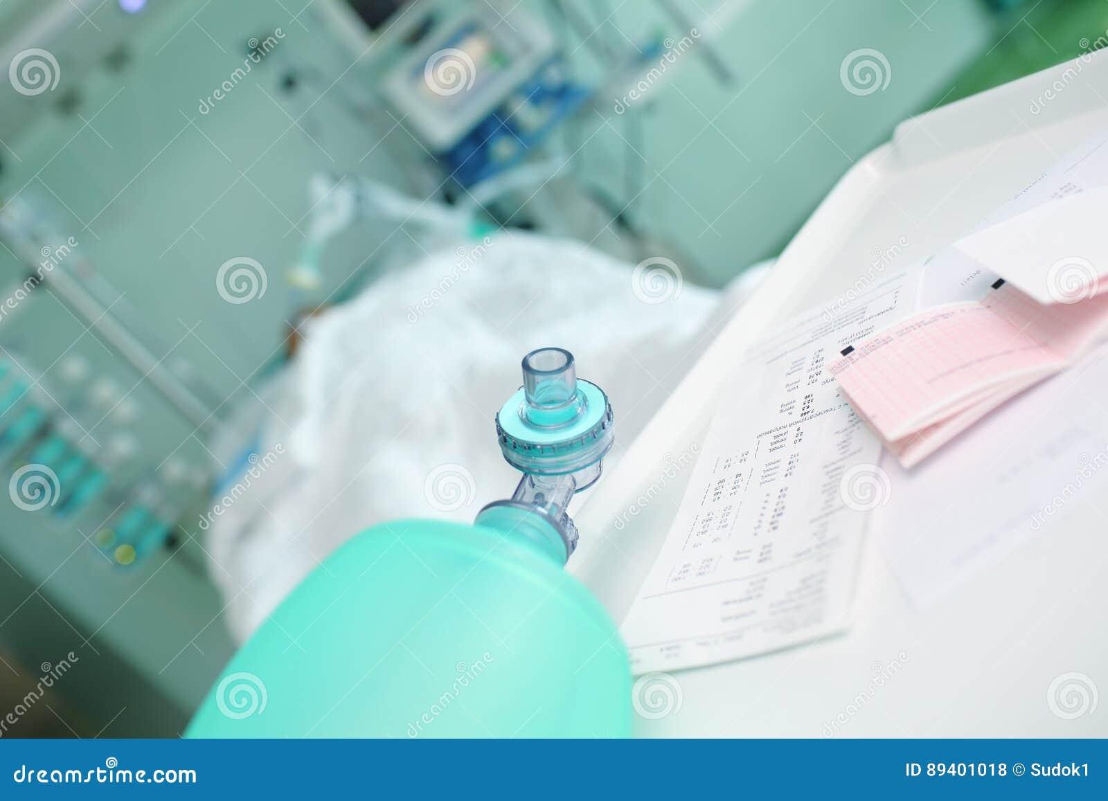 Manutenção das funções vitais do paciente criticamente doente