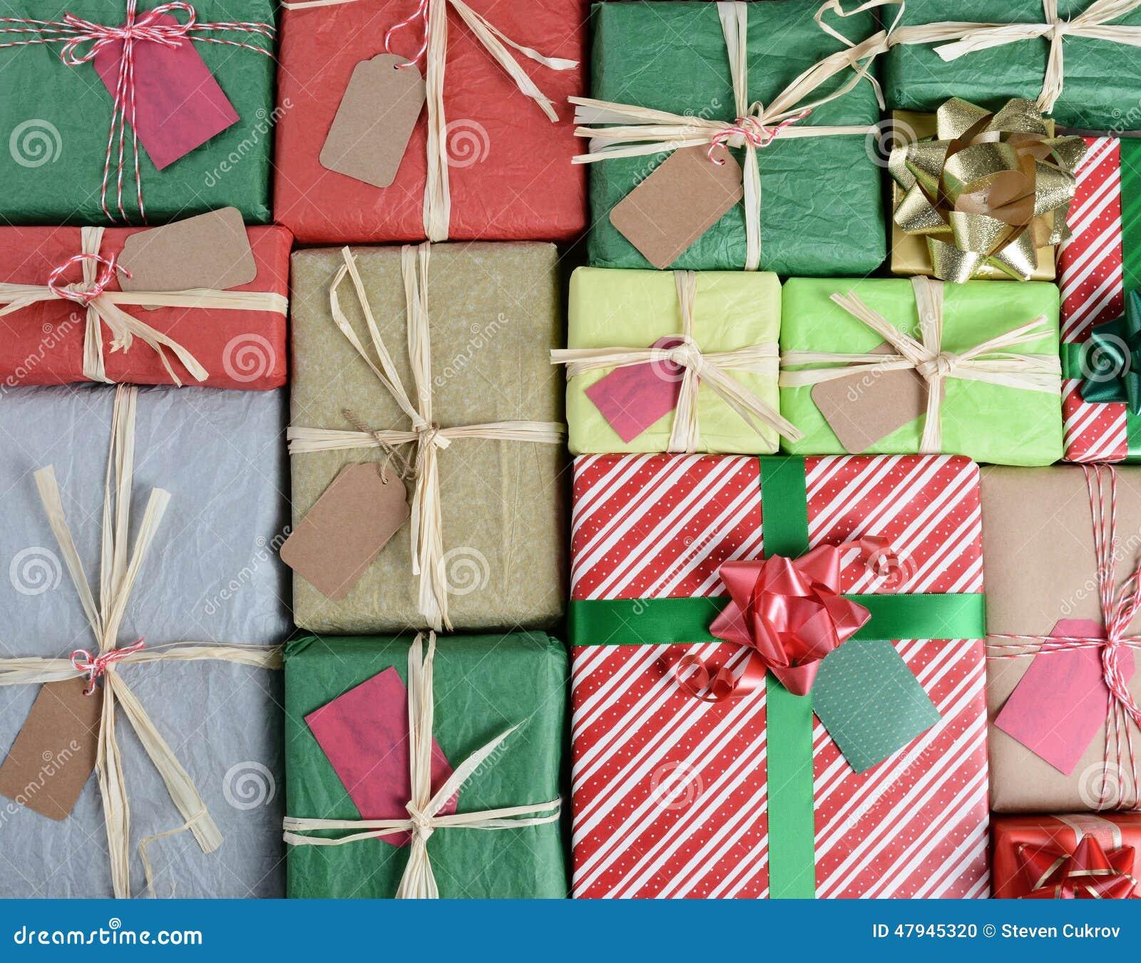 Large group christmas gifts
