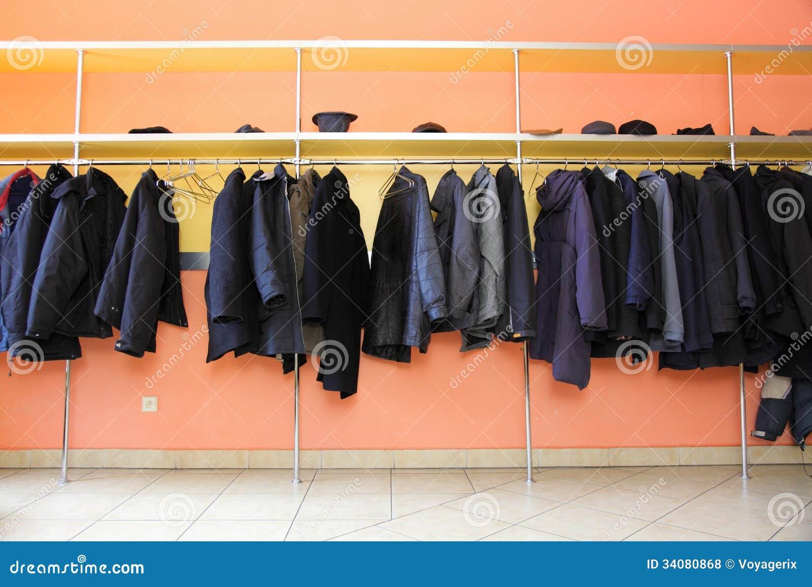 Locker Room Undressing