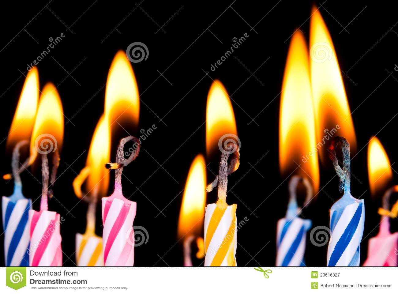 how to make coloured candles free