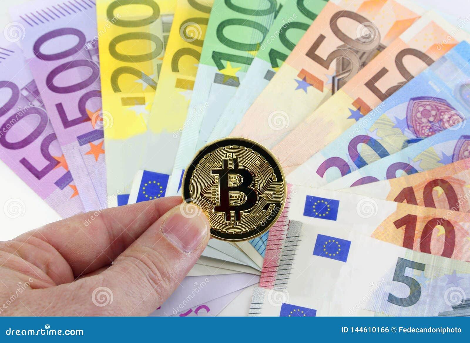 10 bitcoin a euro