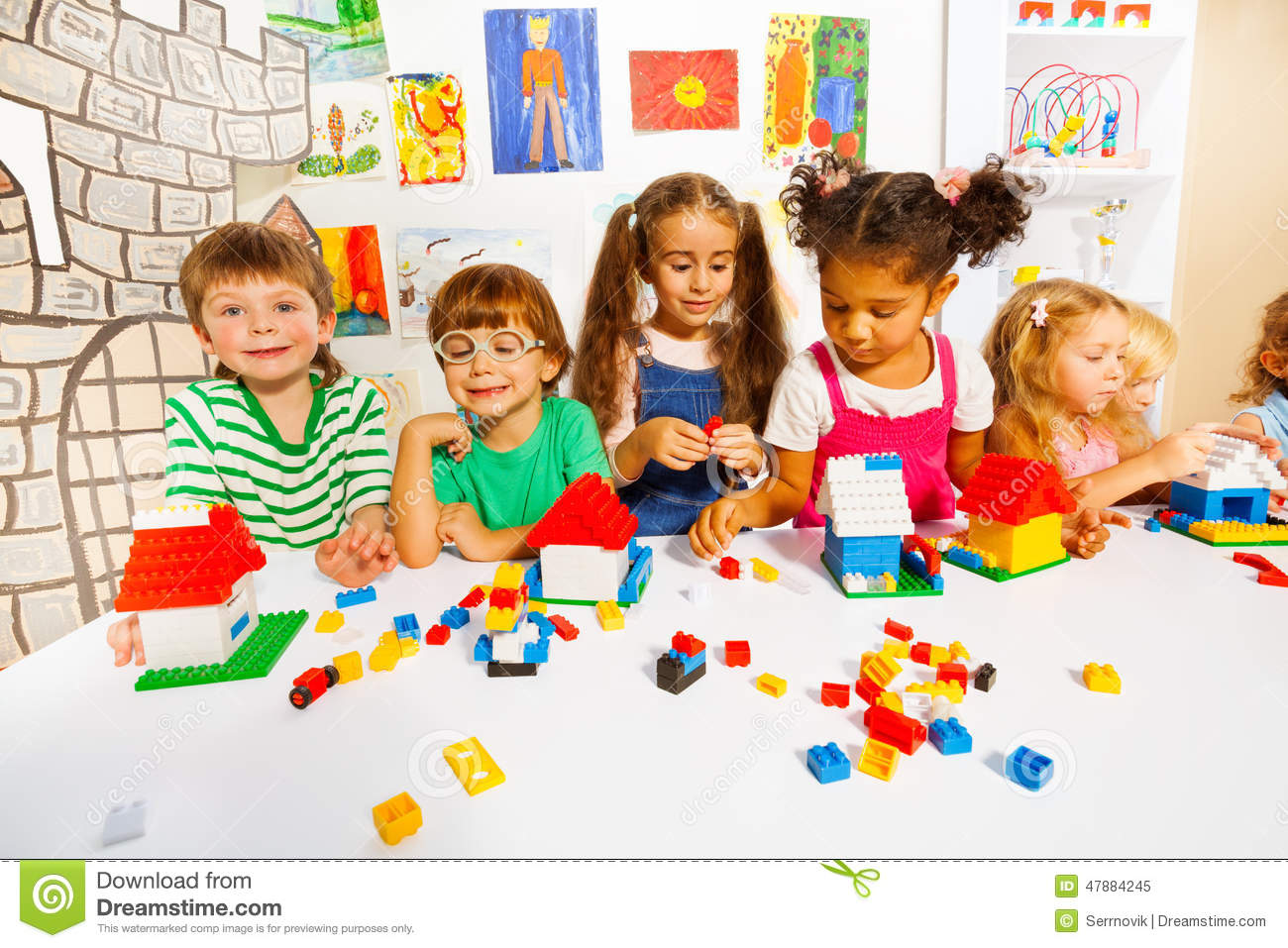 Image result for children playing in a classroom
