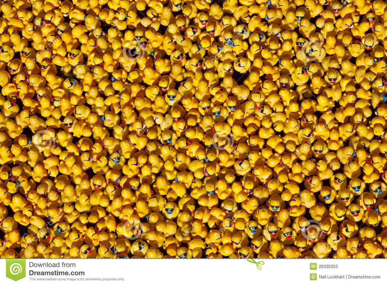 Many Rubber Ducks Editorial Stock Photo Image Of Whimsy