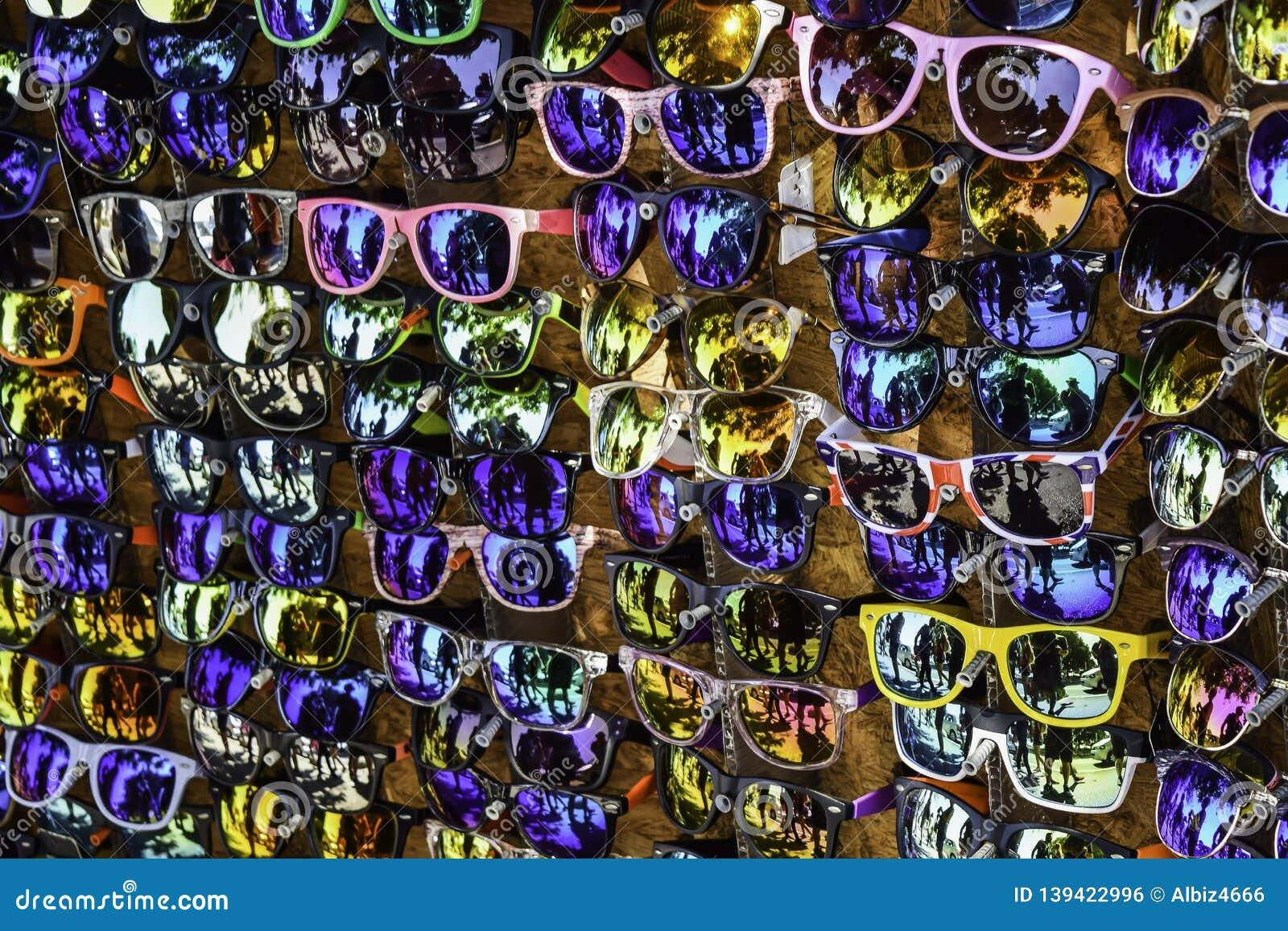 Many Sunglasses