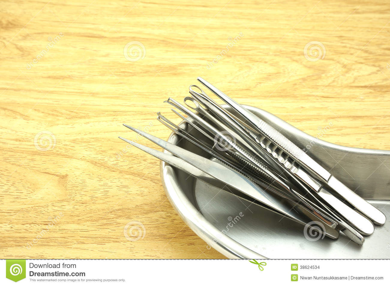 Many Types Of Forceps In Kidney Tray Stock Photo - Image of ... for Forceps Types  166kxo