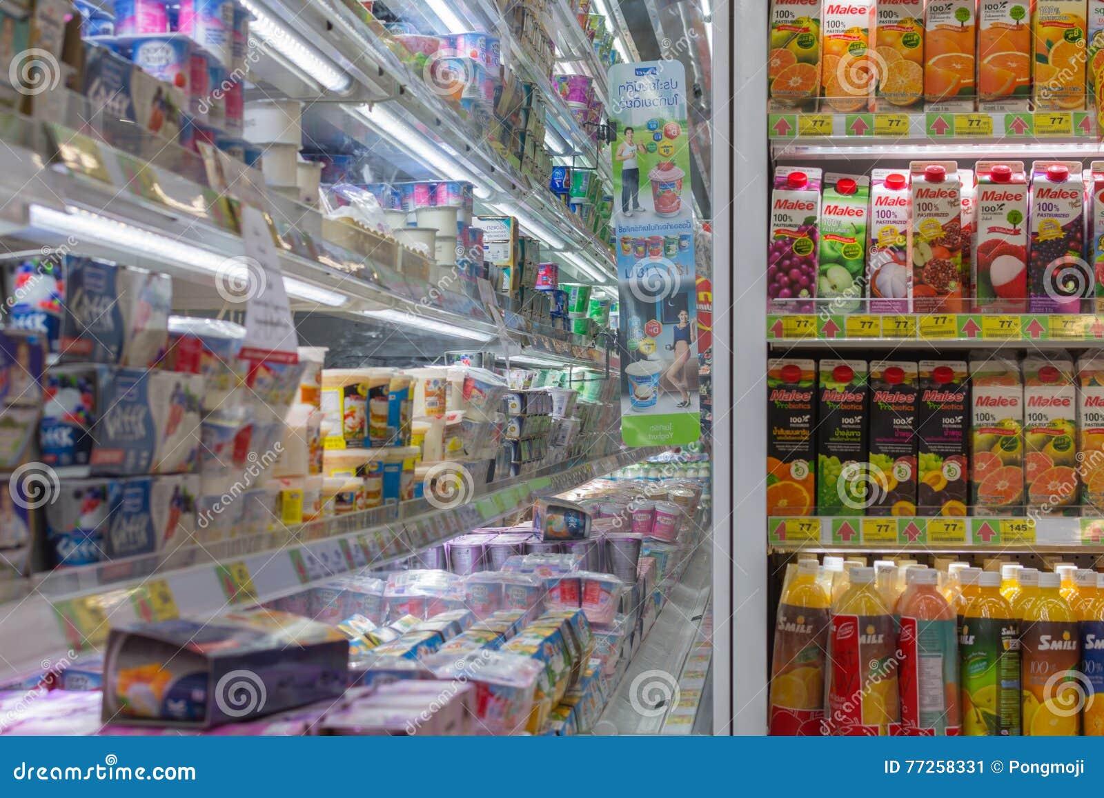 Many Types Of Fruit Juice Editorial Photo Image 77258331