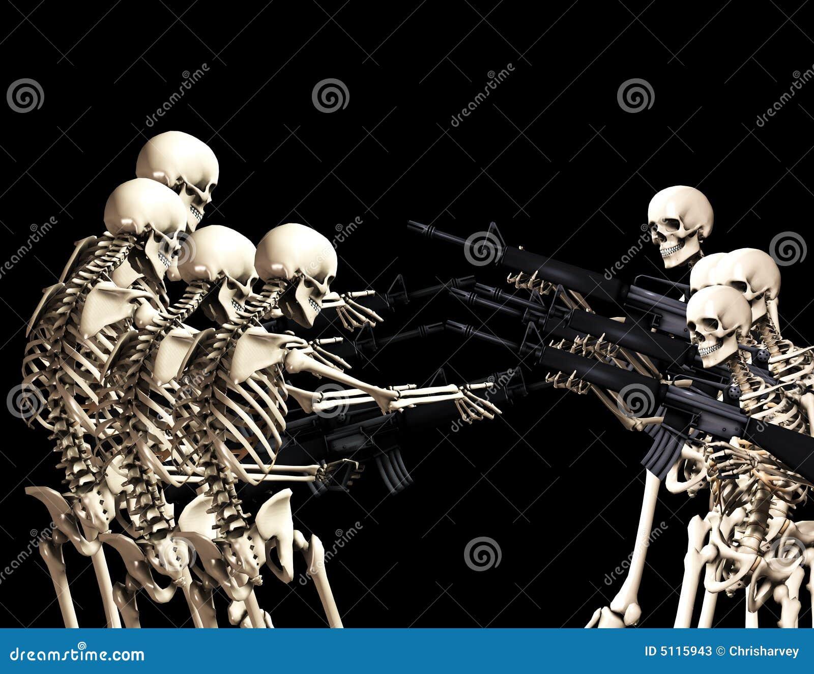 ♕ SPIRIT BRINGERS: EMPYREAN REALM. (SAGA DE UNUKALHAI) - Página 19 Many-war-skeletons-3-5115943