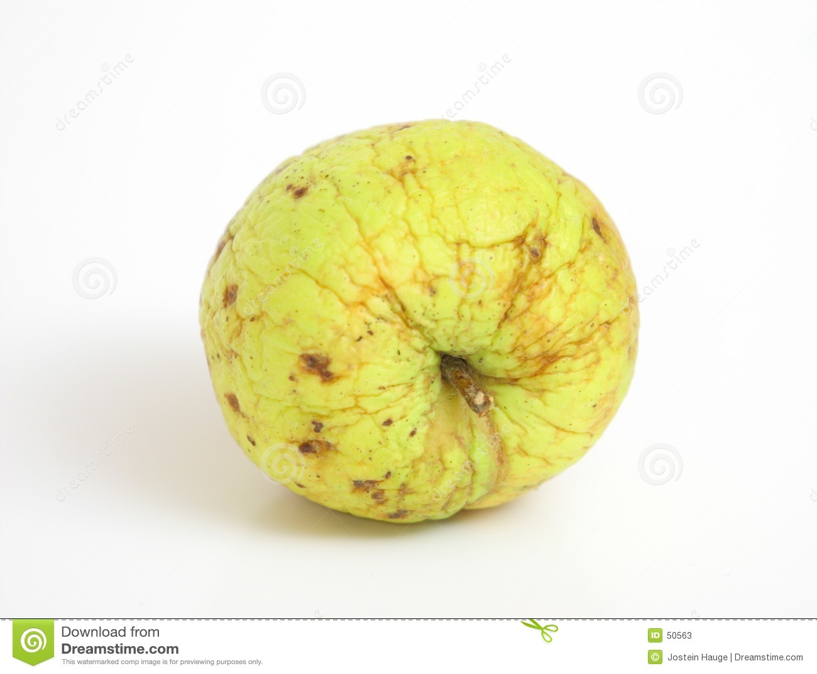 Manzana arrugada