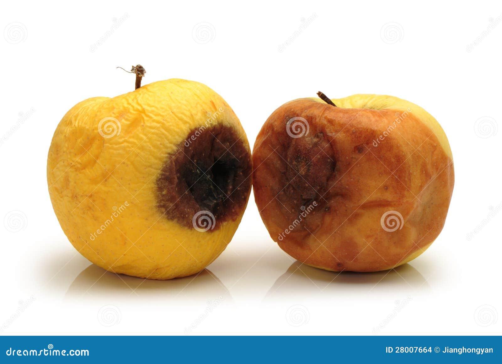 Manzana putrefacta