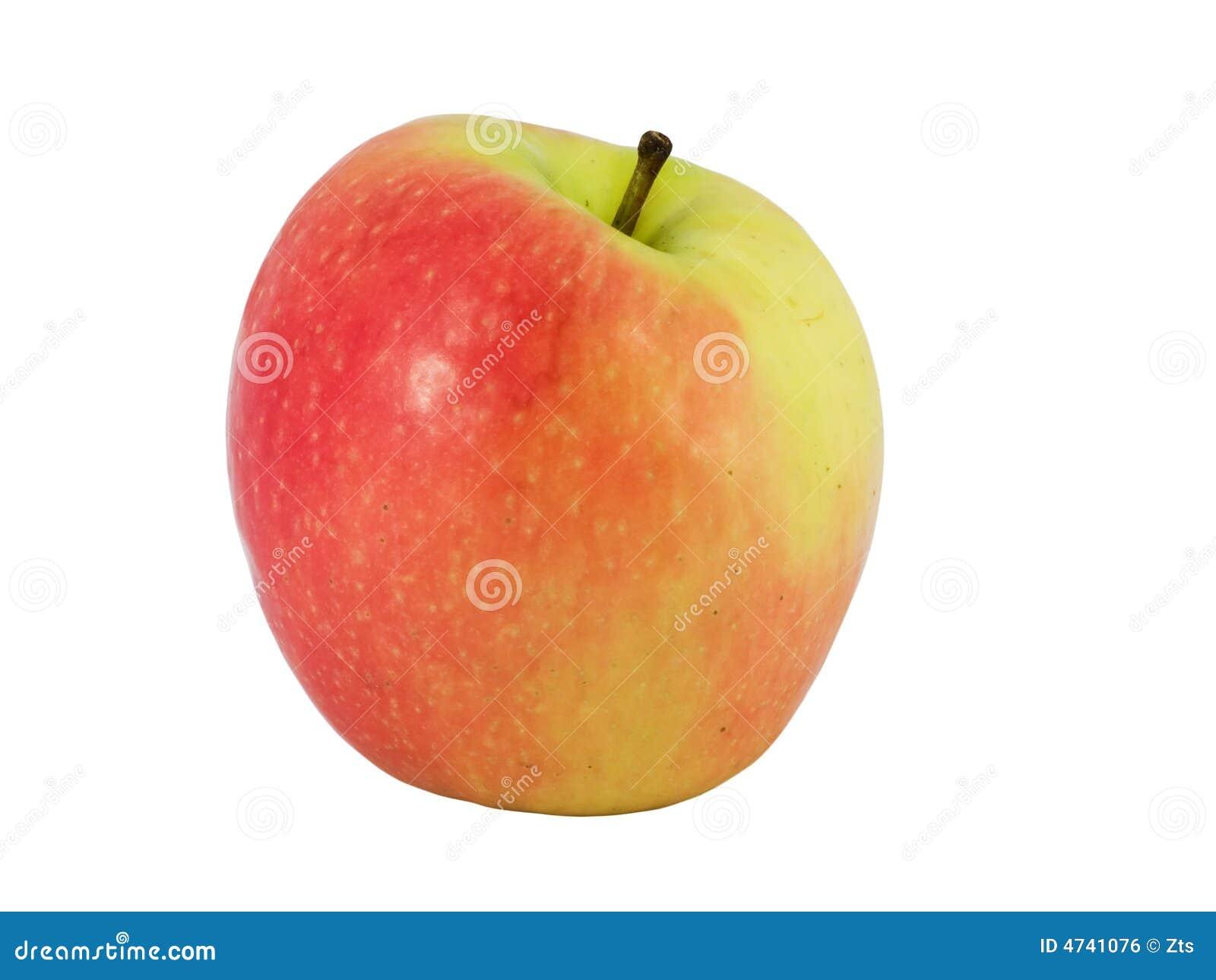 Manzana rosada sabrosa