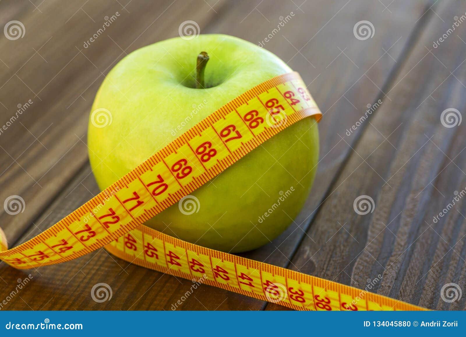 para descender de desazón con manzana verde