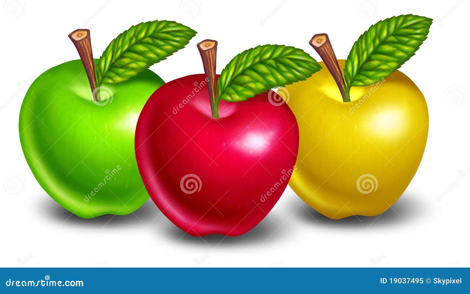 Excepcional Página De Color Manzana Ilustración - Dibujos Para ...